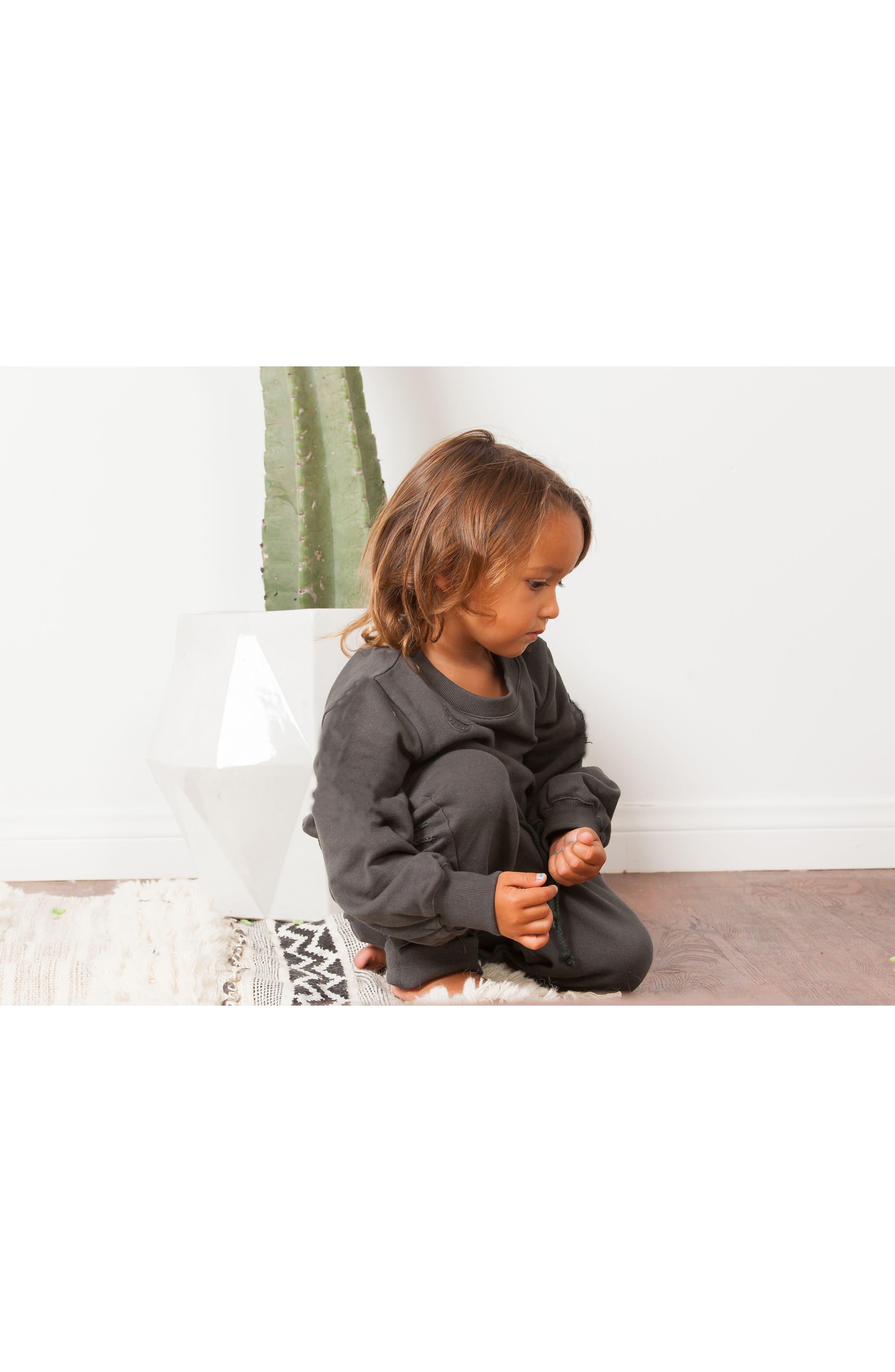 Alternate Image 5  - BOWIE X JAMES Alchemy Sweatshirt (Toddler Girls, Little Girls & Big Girls)