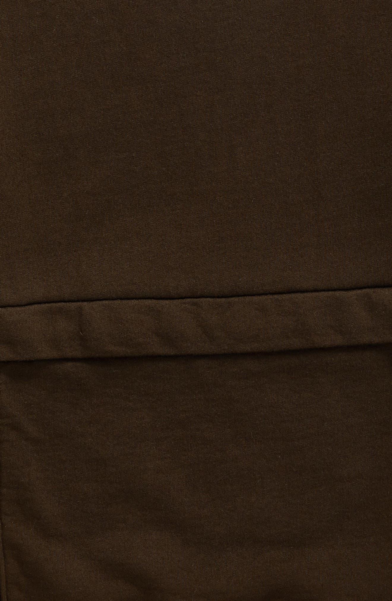 Alternate Image 2  - Treasure & Bond Pouch Pocket Sweatshirt (Big Boys)