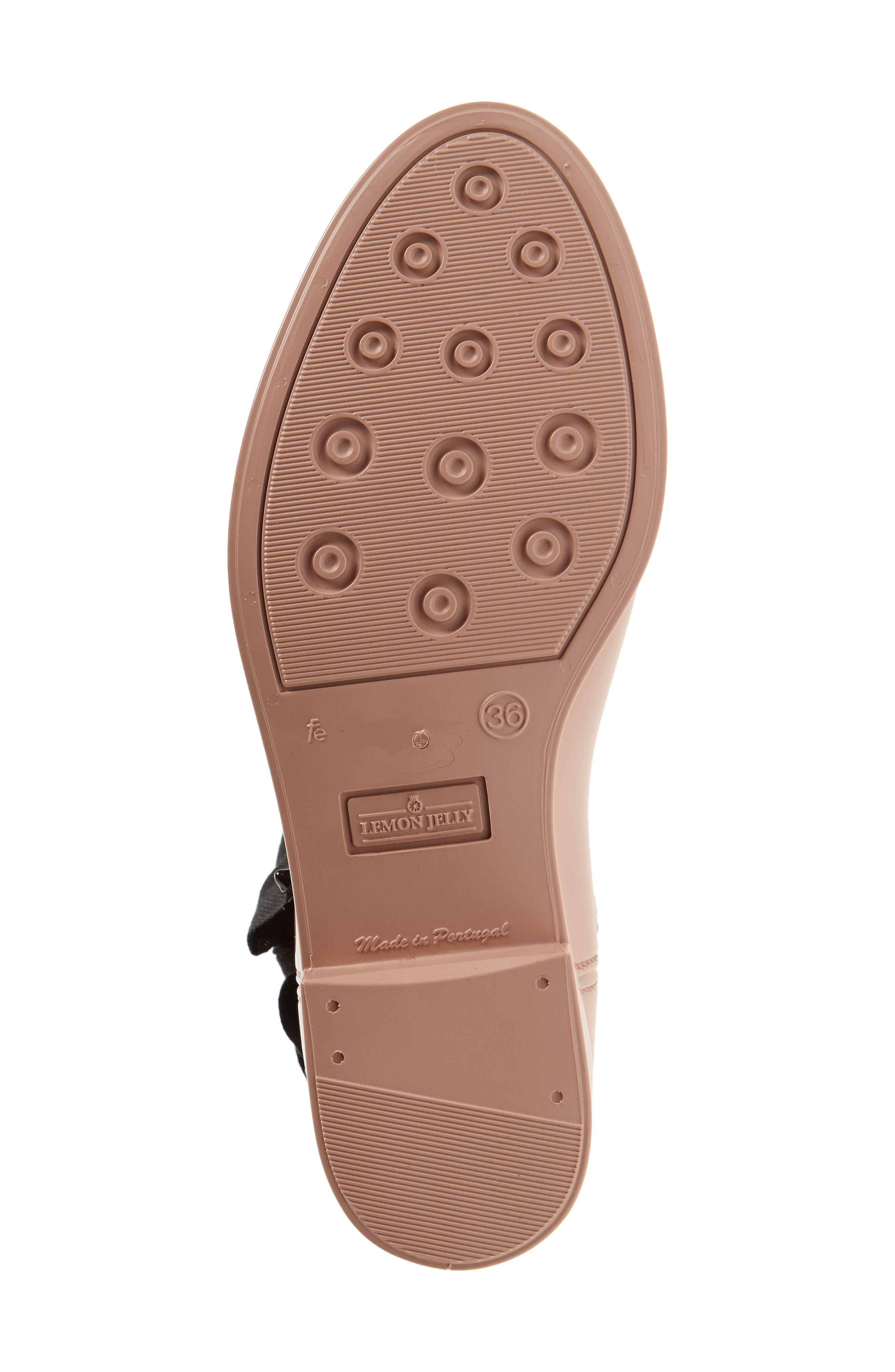 Alternate Image 6  - Lemon Jelly Haley Waterproof Chelsea Boot (Women)