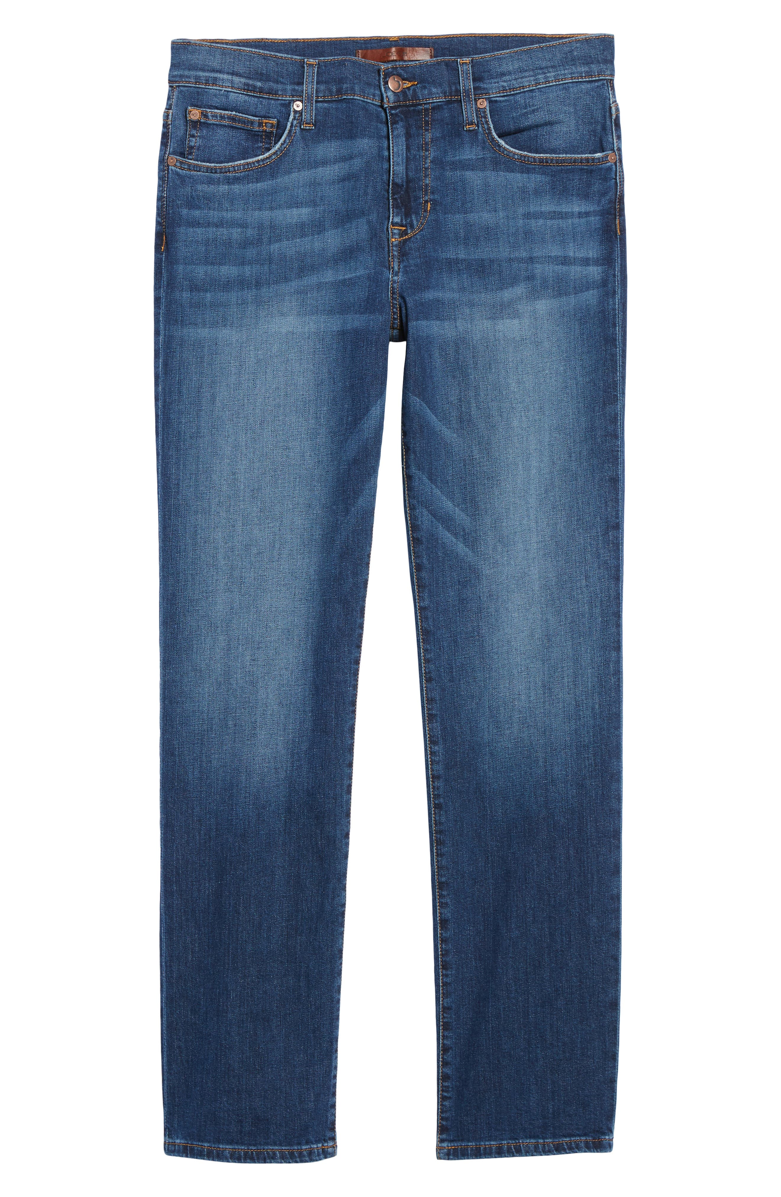 Alternate Image 6  - Joe's Brixton Slim Straight Fit Jeans (Bradlee)