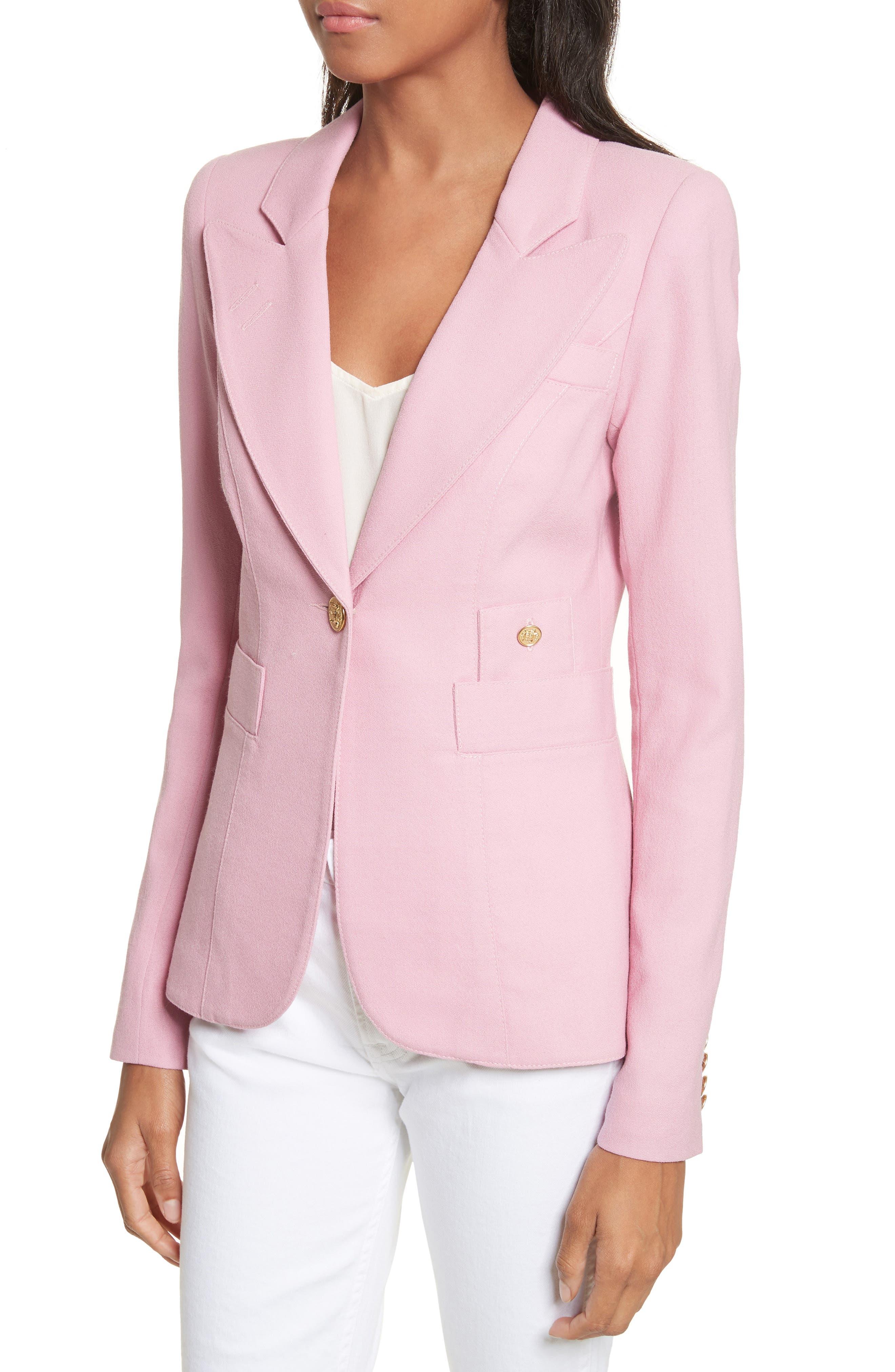 Alternate Image 3  - Smythe 'Duchess' Single Button Blazer