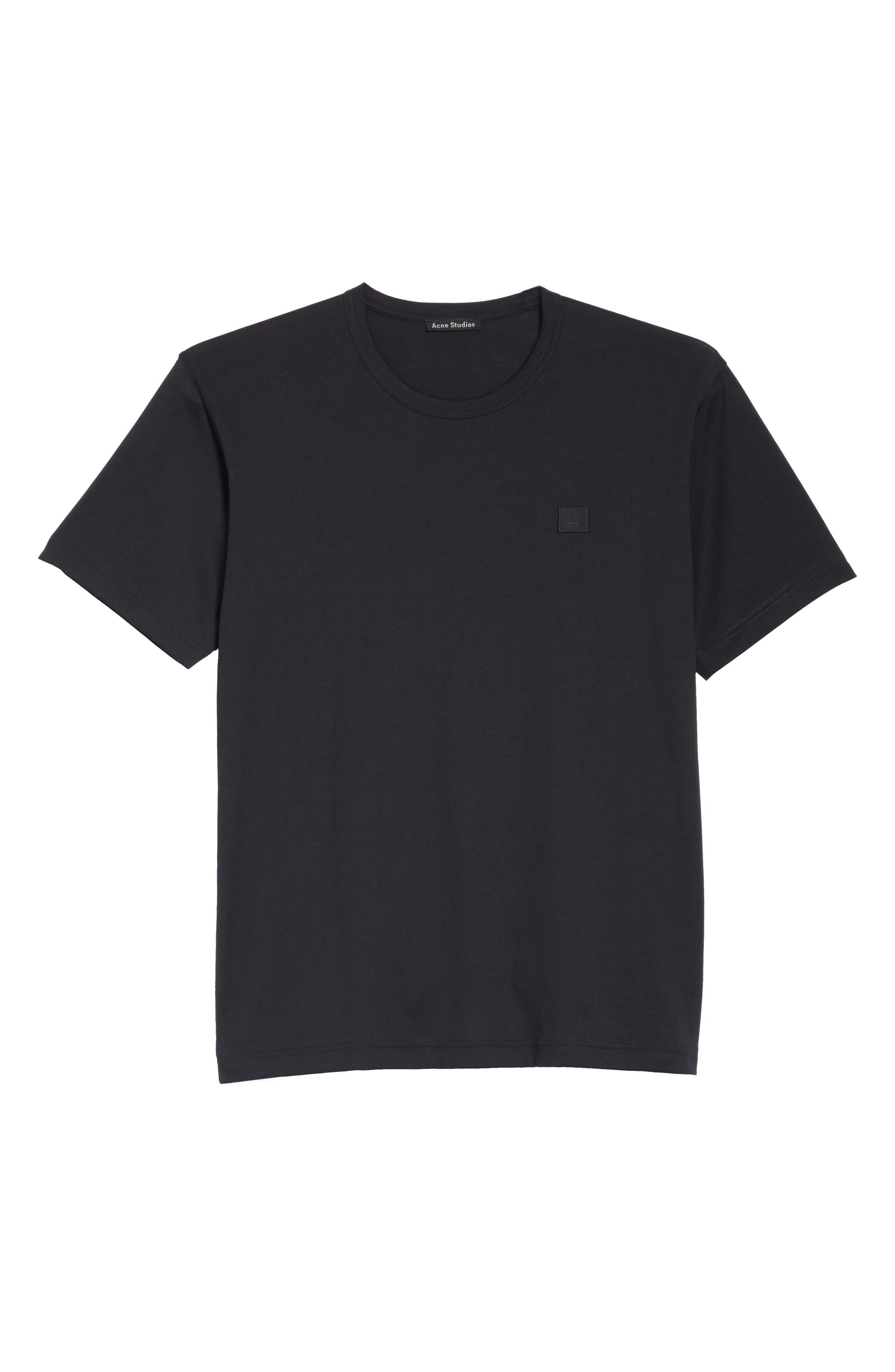 Nash Face T-Shirt,                         Main,                         color, Black