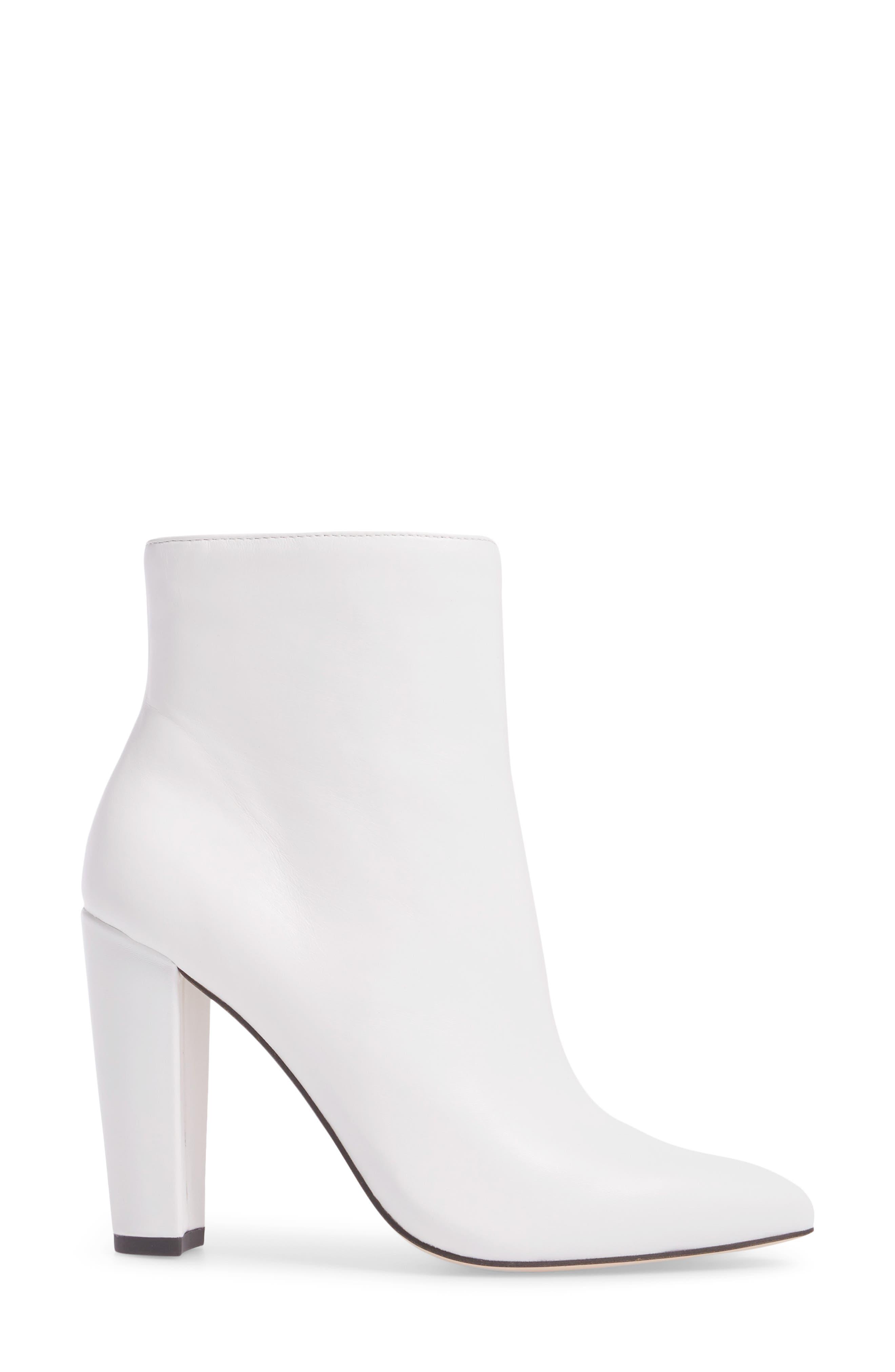 Alternate Image 3  - Jessica Simpson Teddi Crescent-Heel Bootie (Women)