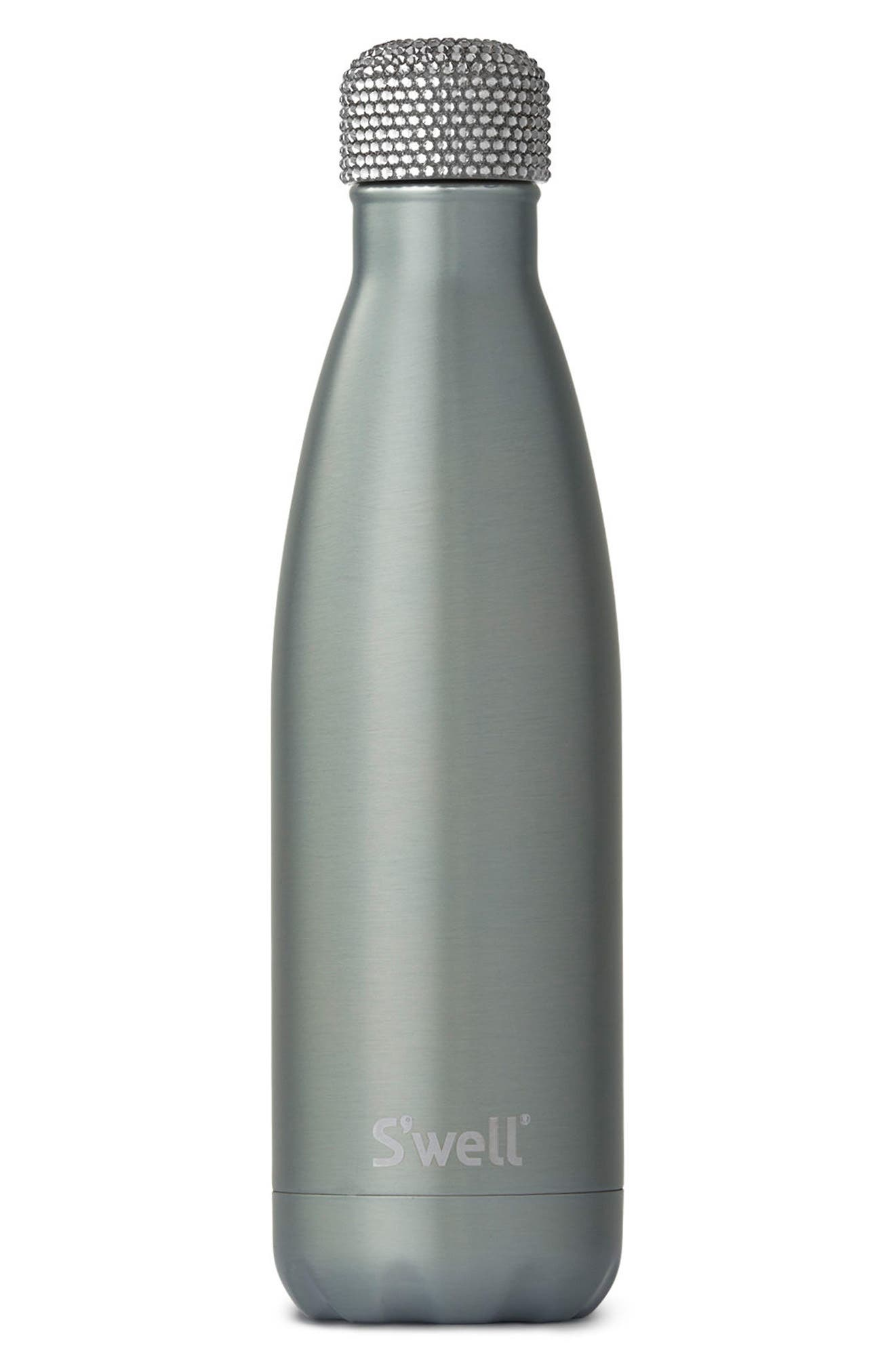 Alternate Image 1 Selected - S'well Radiance Swarovski Crystal Water Bottle (Limited Edition)