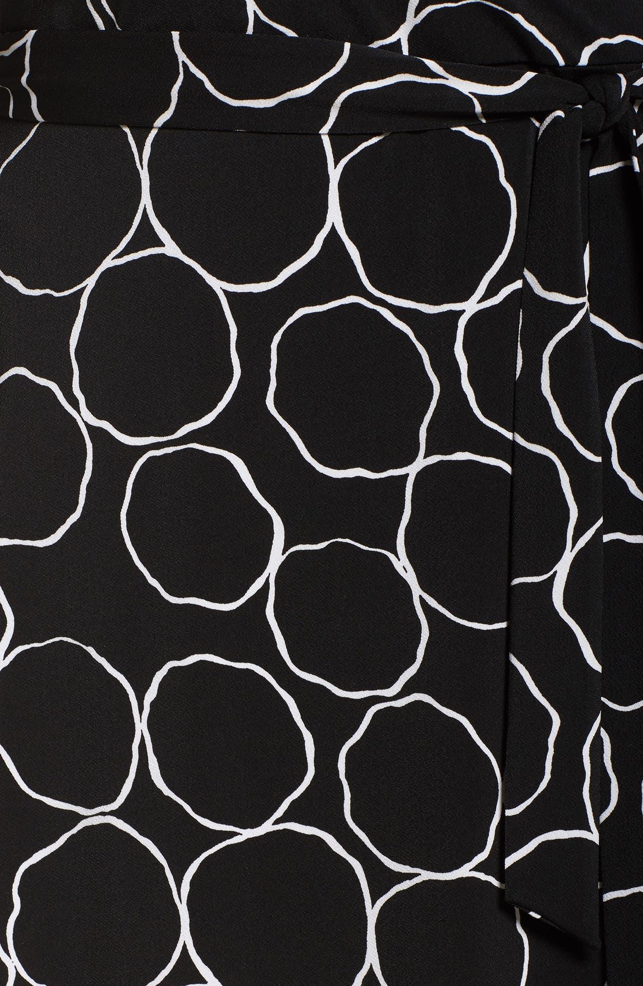 Alternate Image 5  - Leota Wrap Dress (Plus Size)