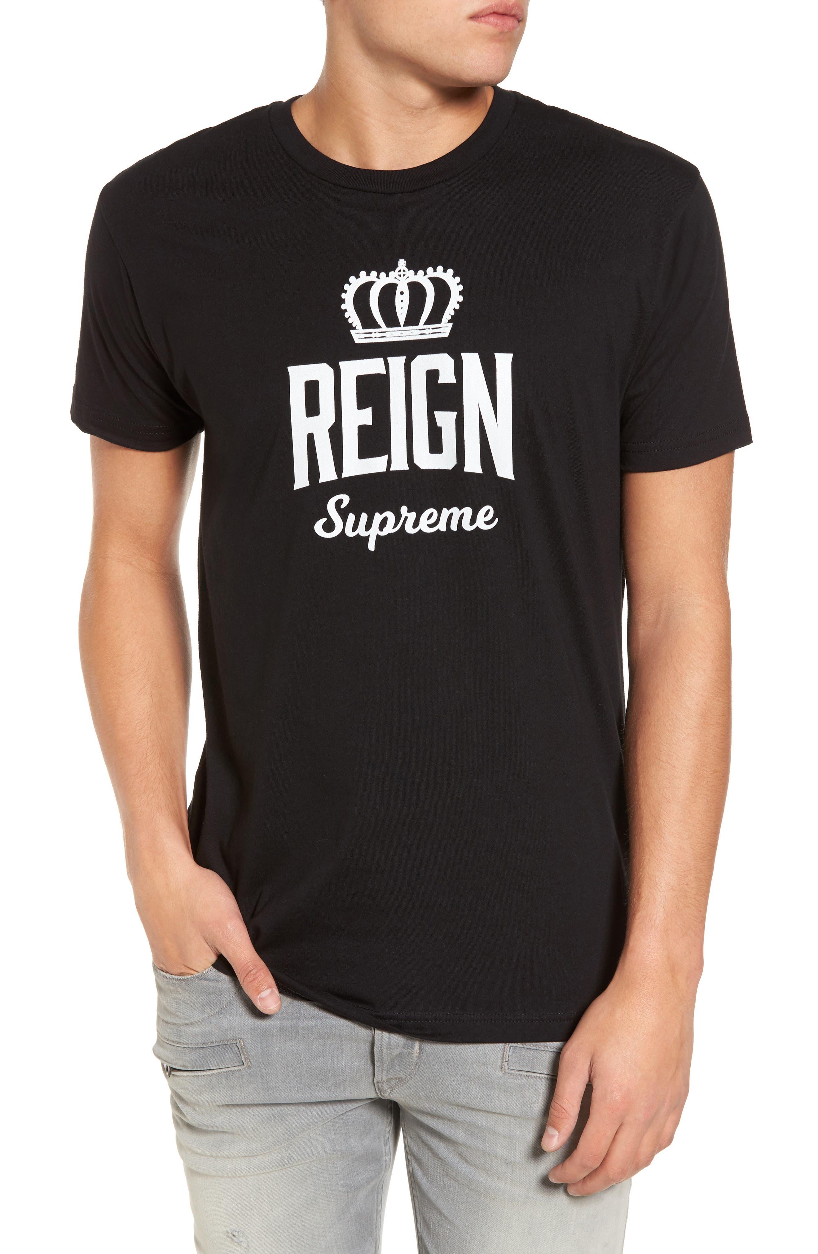 Kid Dangerous Reign Supreme Graphic T-Shirt
