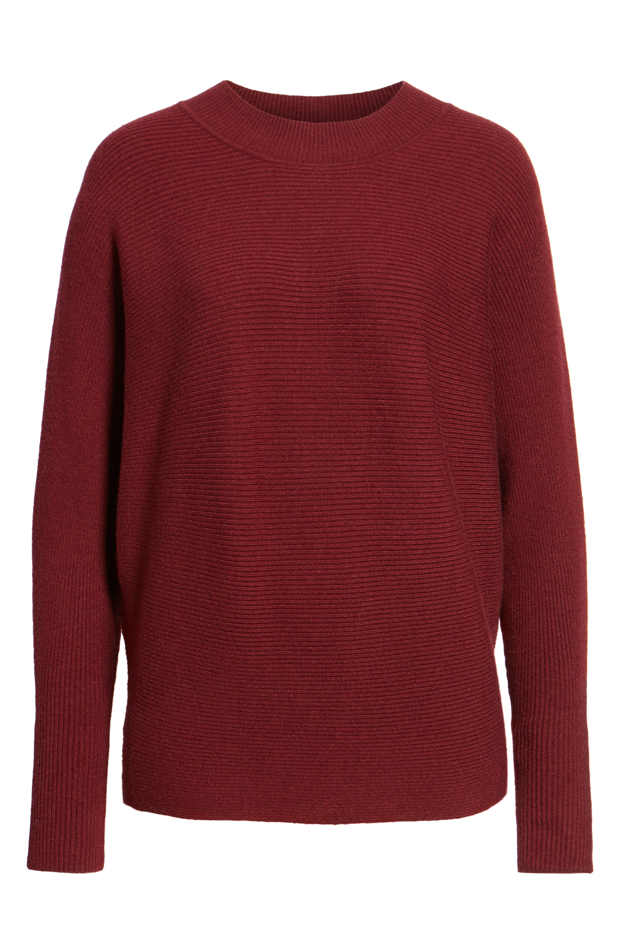 Alternate Image 6  - Cotton Emporium Dolman Sweater