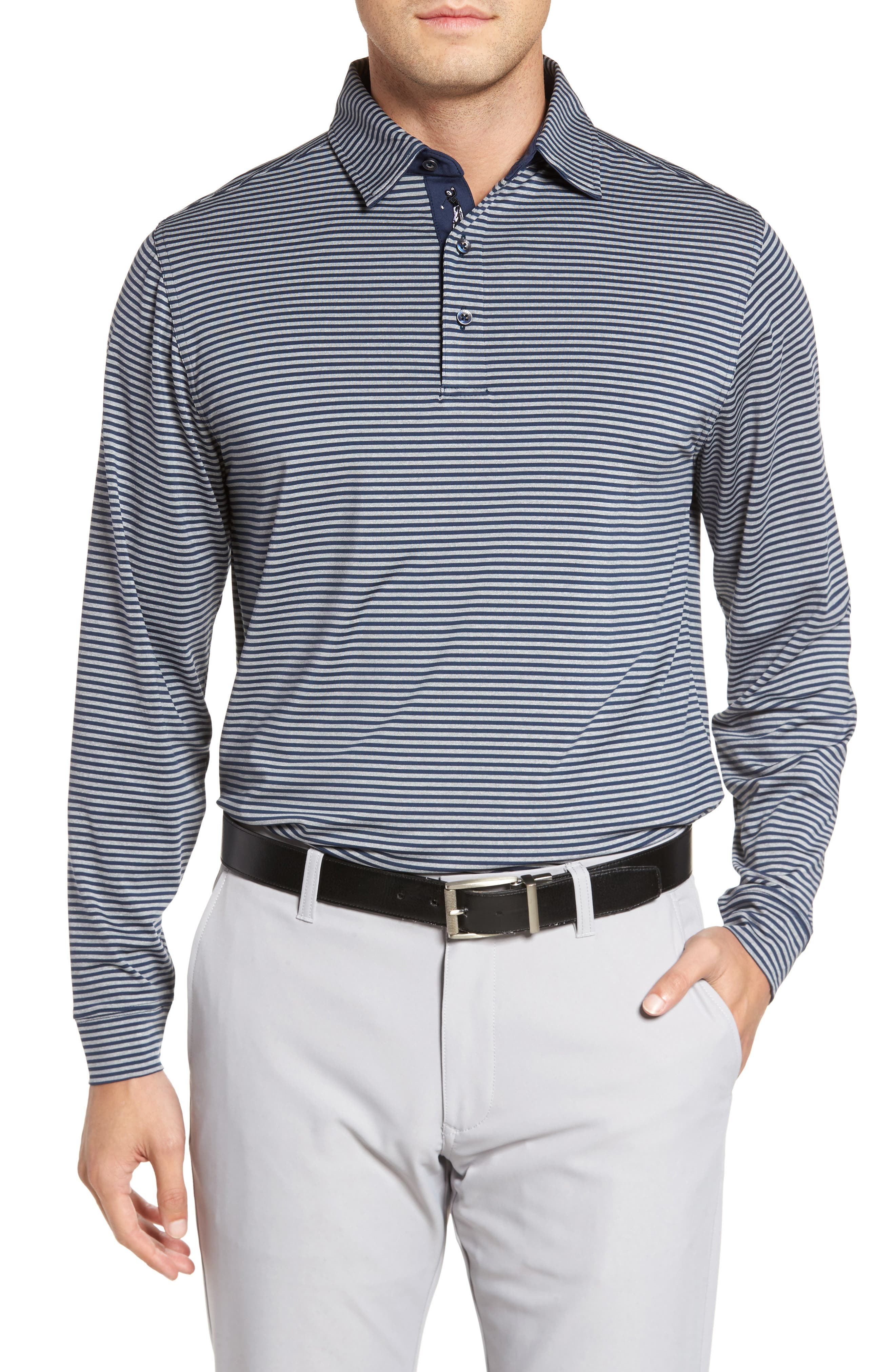 Bobby Jones XH20 Ranger Stripe Polo