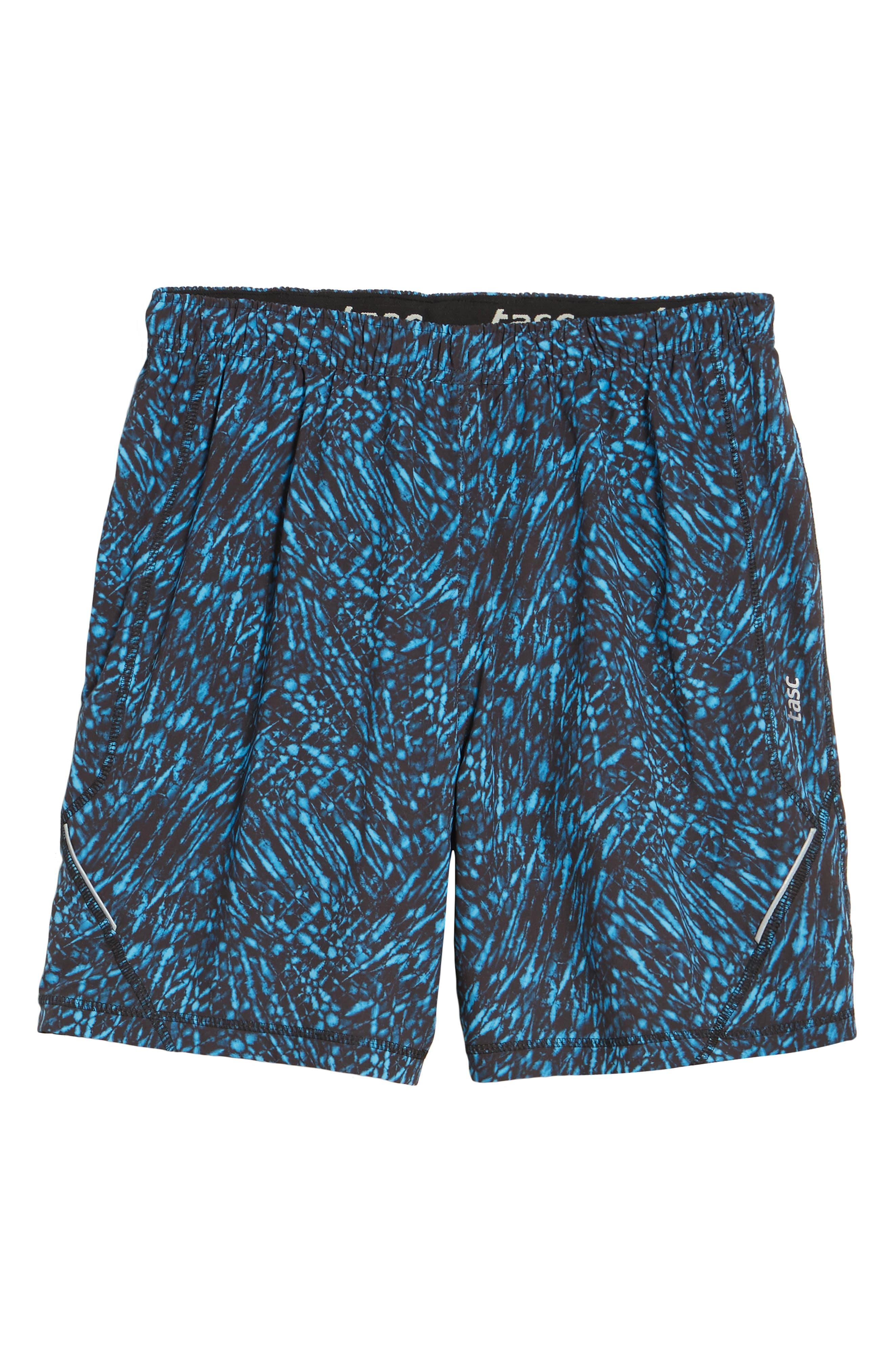Alternate Image 6  - tasc Performance Propulsion Athletic Shorts