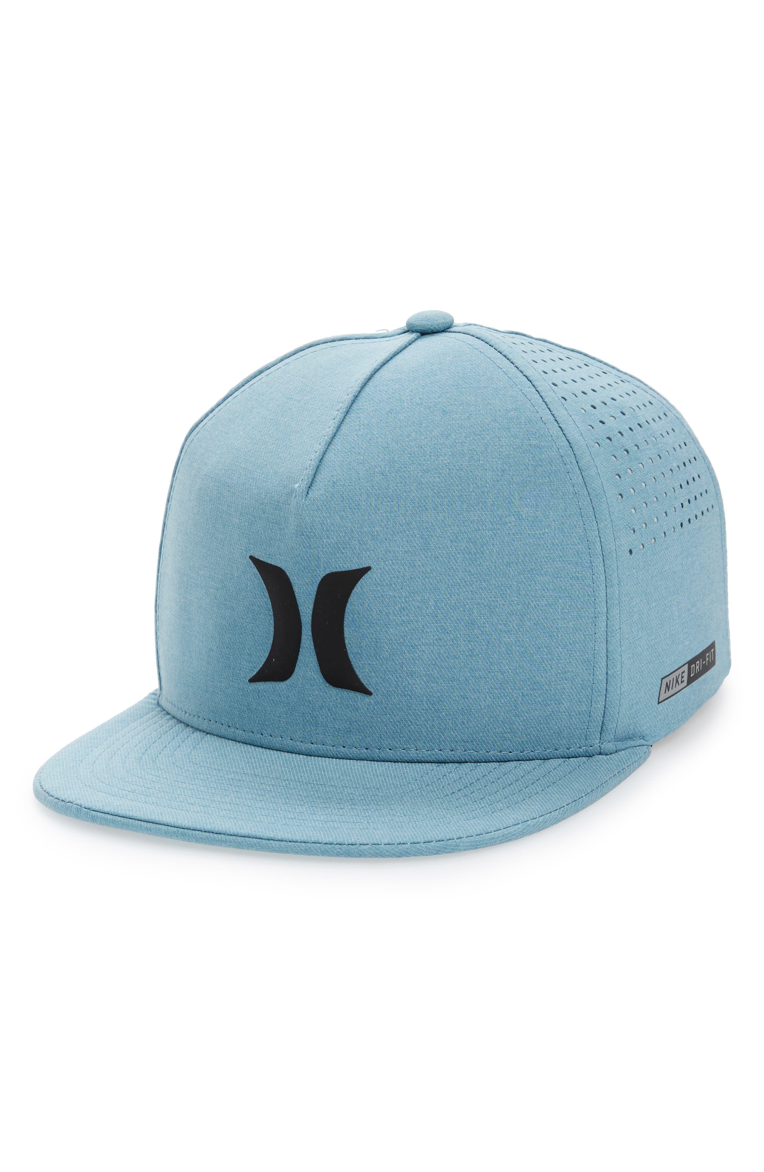 Hurley Dri-FIT Icon Snapback Baseball Cap
