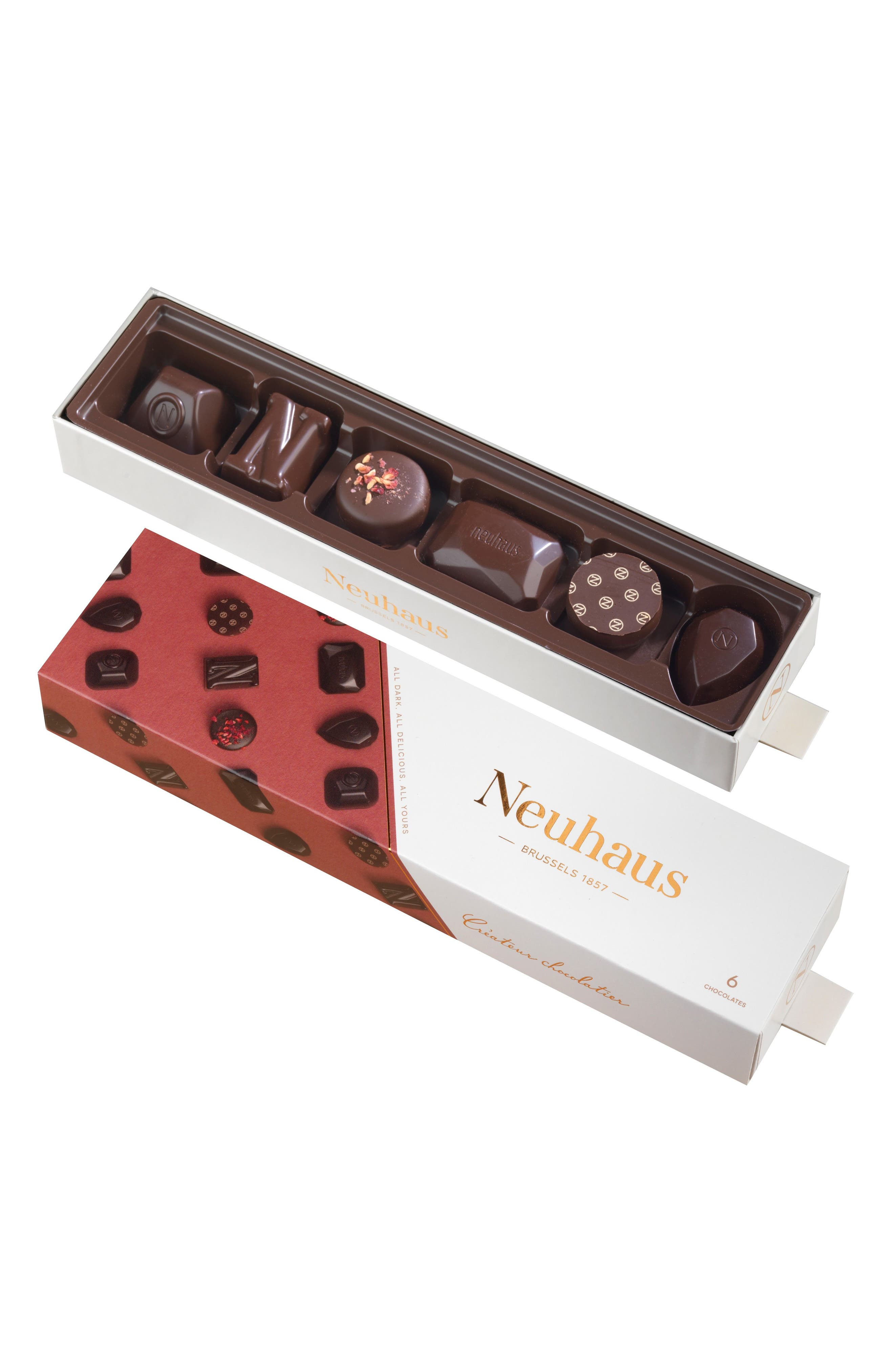 Classic Chocolate Assortment Bundle,                             Main thumbnail 1, color,                             White