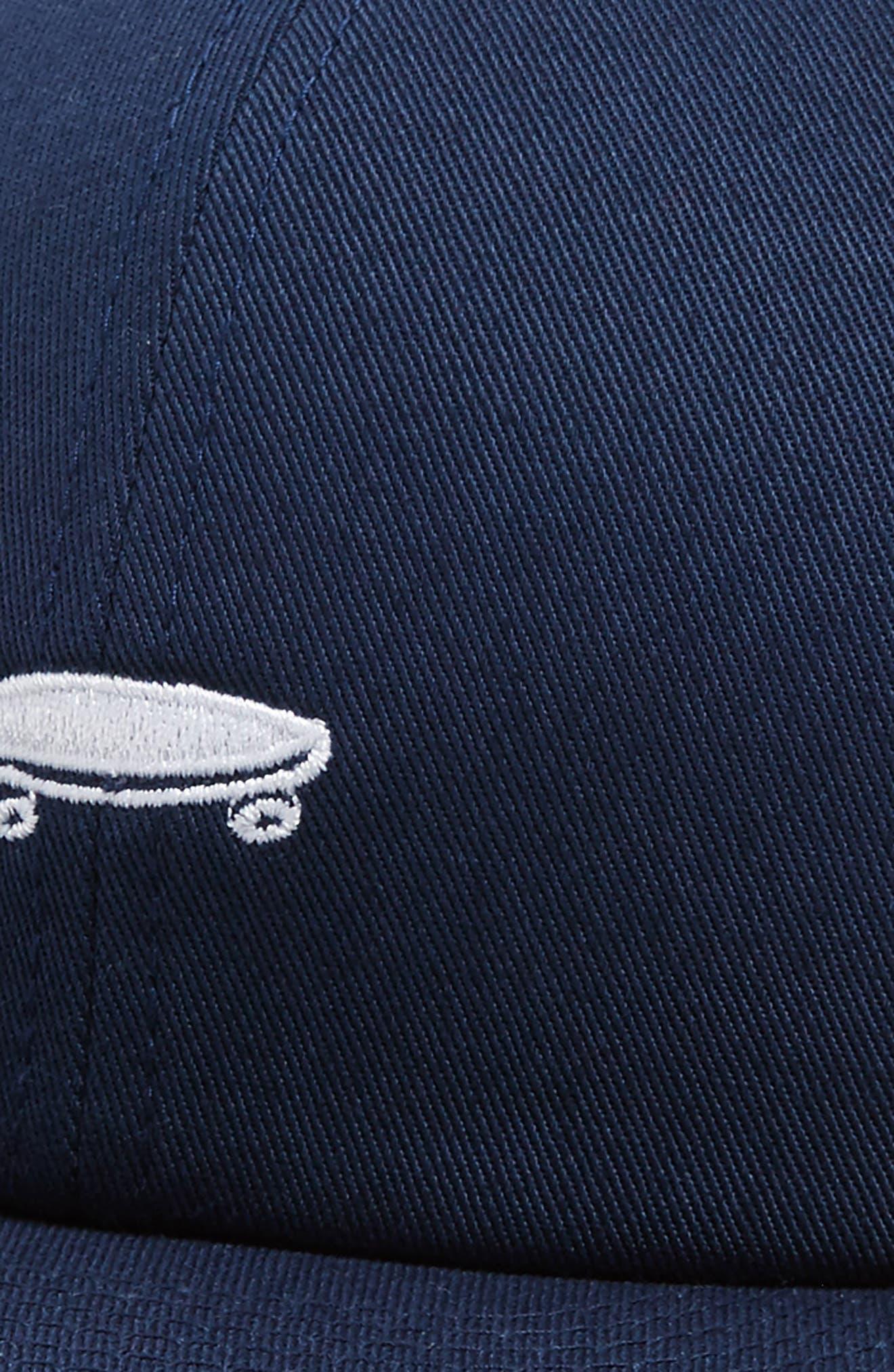 Alternate Image 3  - Vans Salton II Ball Cap