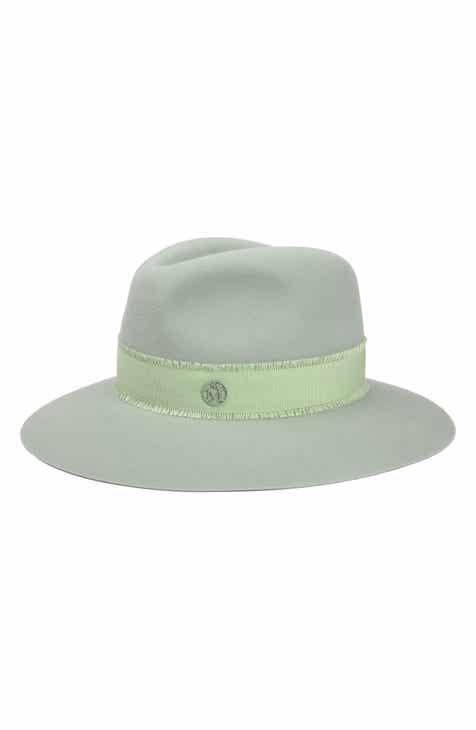 e664d918222 Maison Michel Henrietta Fur Felt Hat