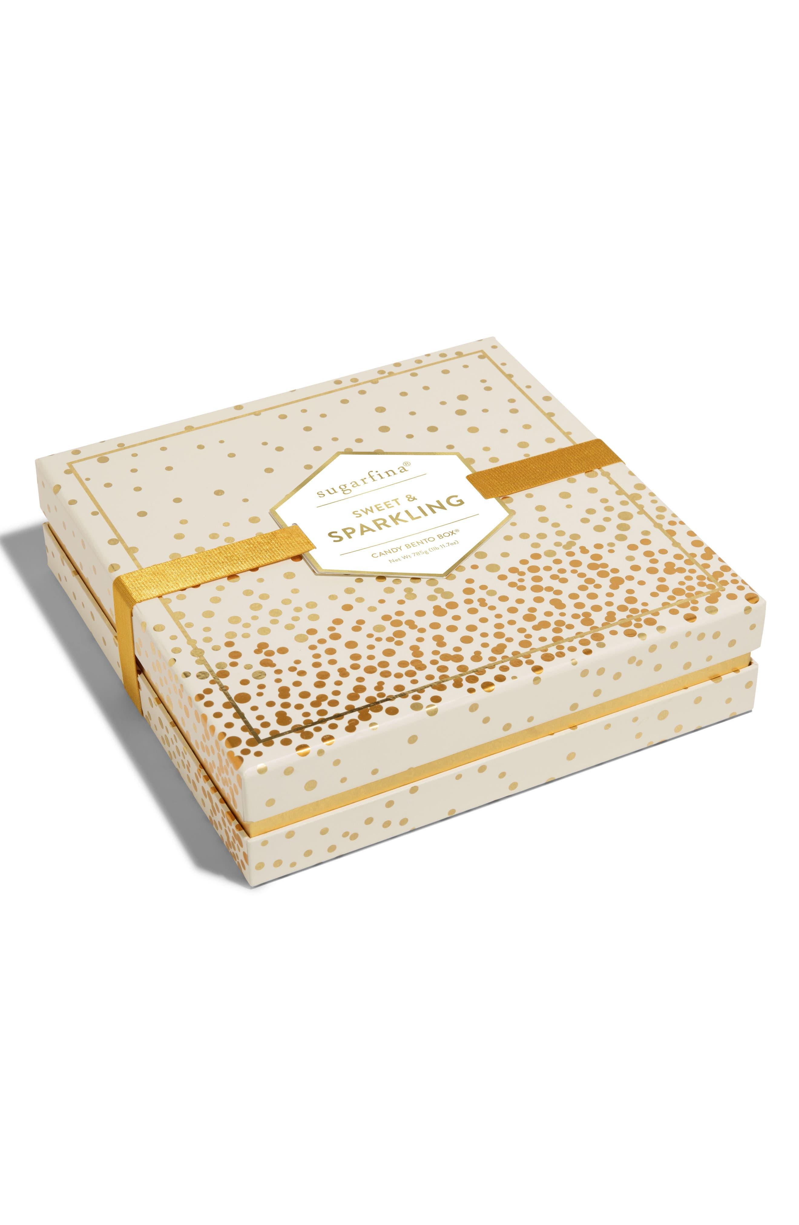 Alternate Image 2  - sugarfina Sparkling 8-Piece Candy Bento Box