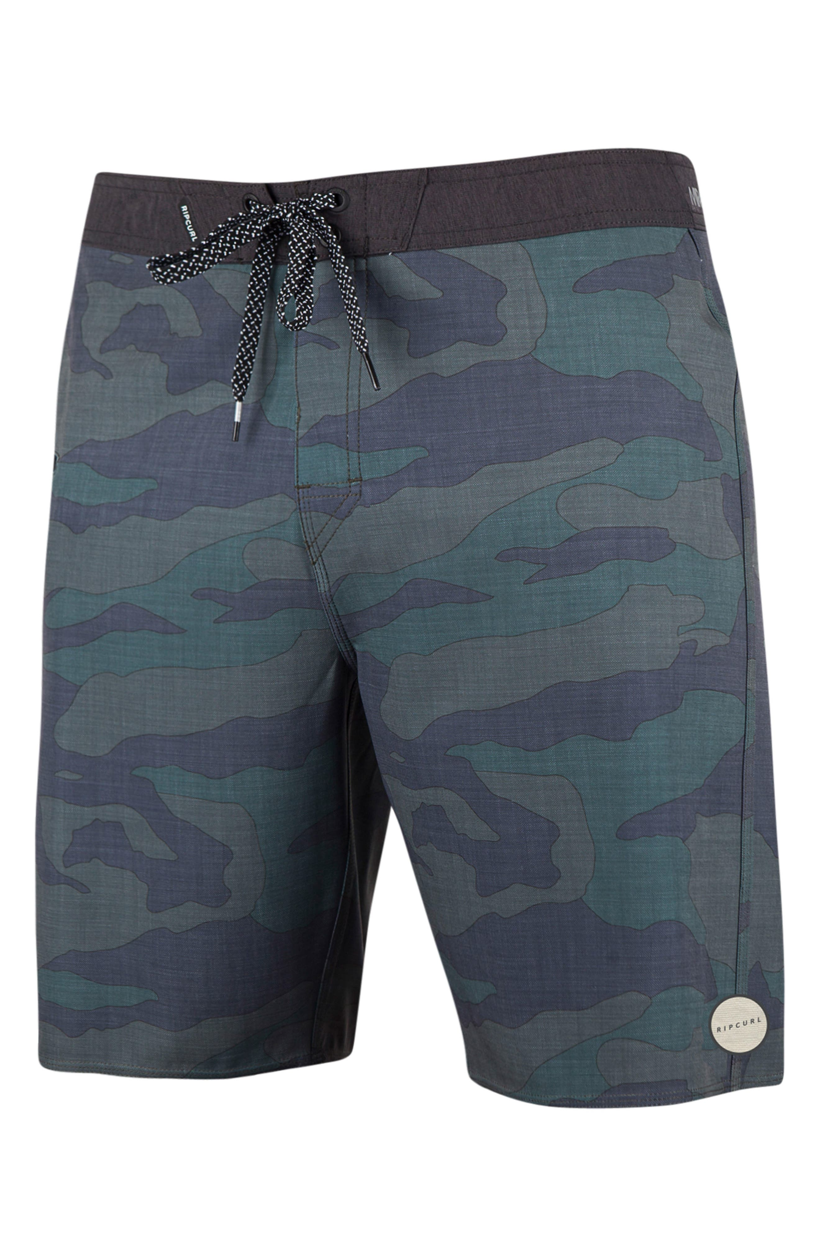 Main Image - Rip Curl Mirage Backyard Board Shorts (Big Boys)