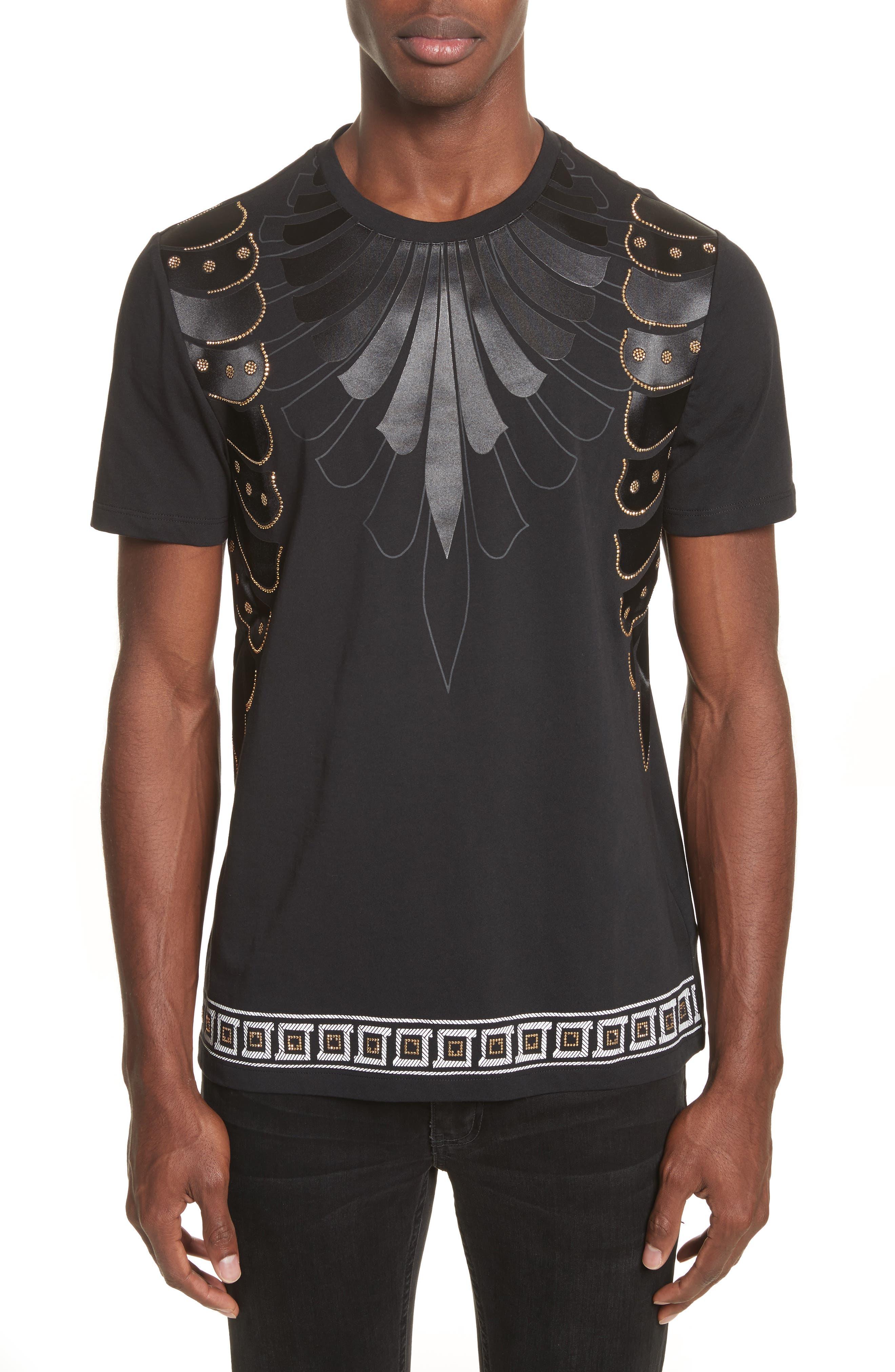 Main Image - Versace Collection Armor Print T-Shirt
