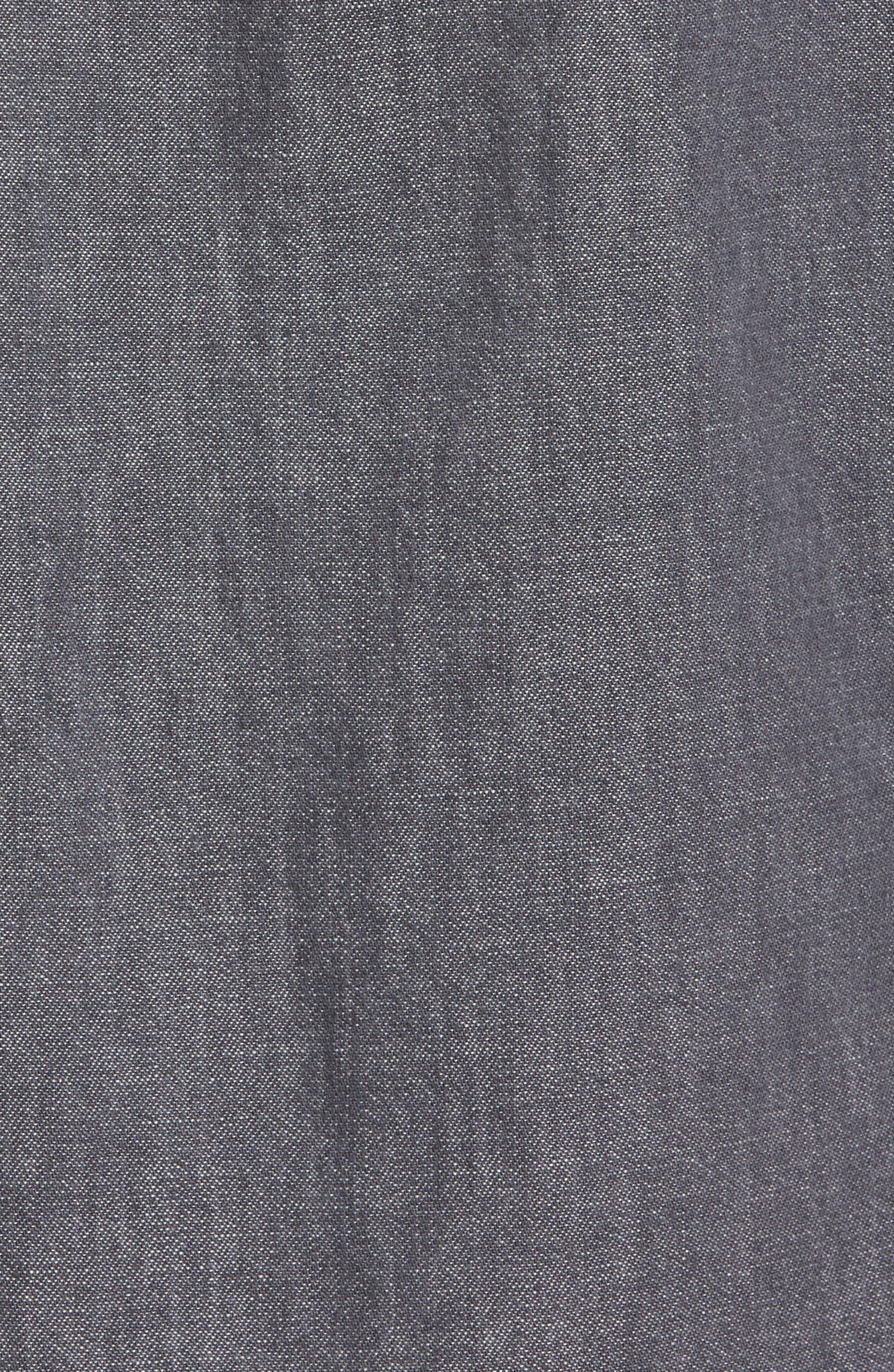 3301 Craser Denim Shirt,                             Alternate thumbnail 5, color,                             Medium Aged Restored