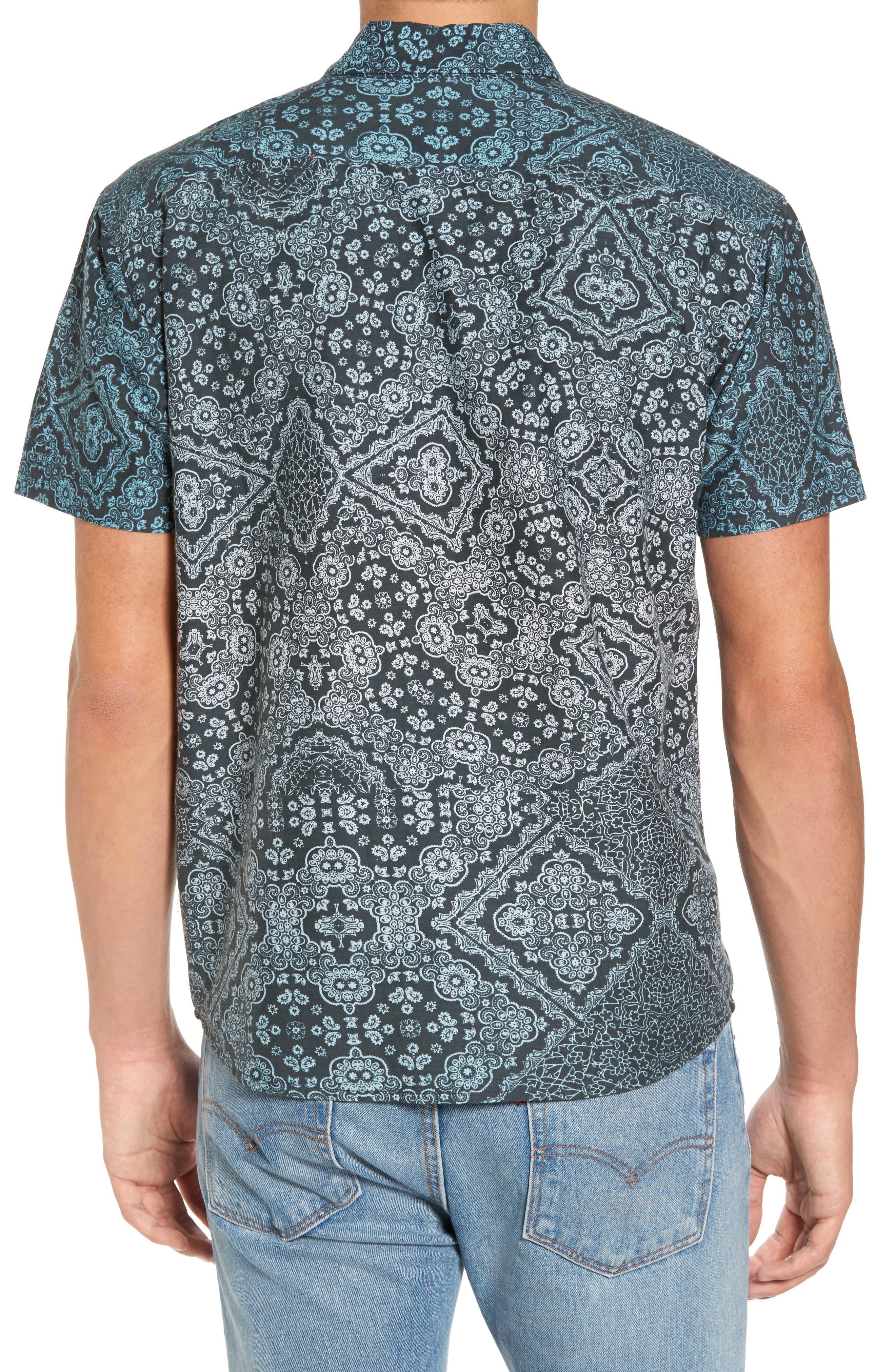 Alternate Image 2  - RVCA I Like It Print Shirt