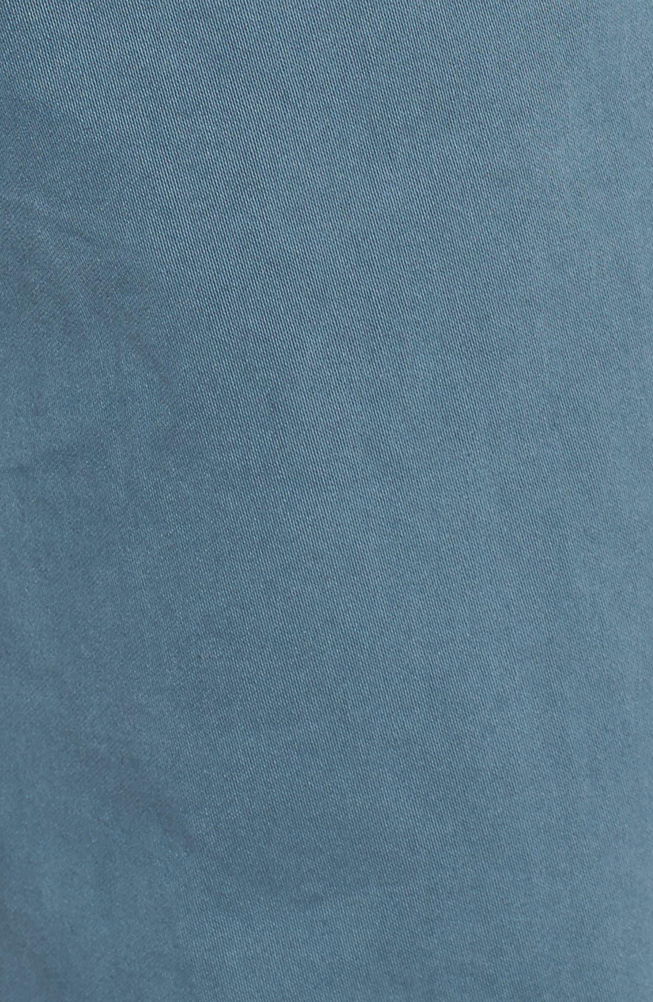 Alternate Image 5  - AG Tellis SUD Modern Slim Stretch Twill Pants