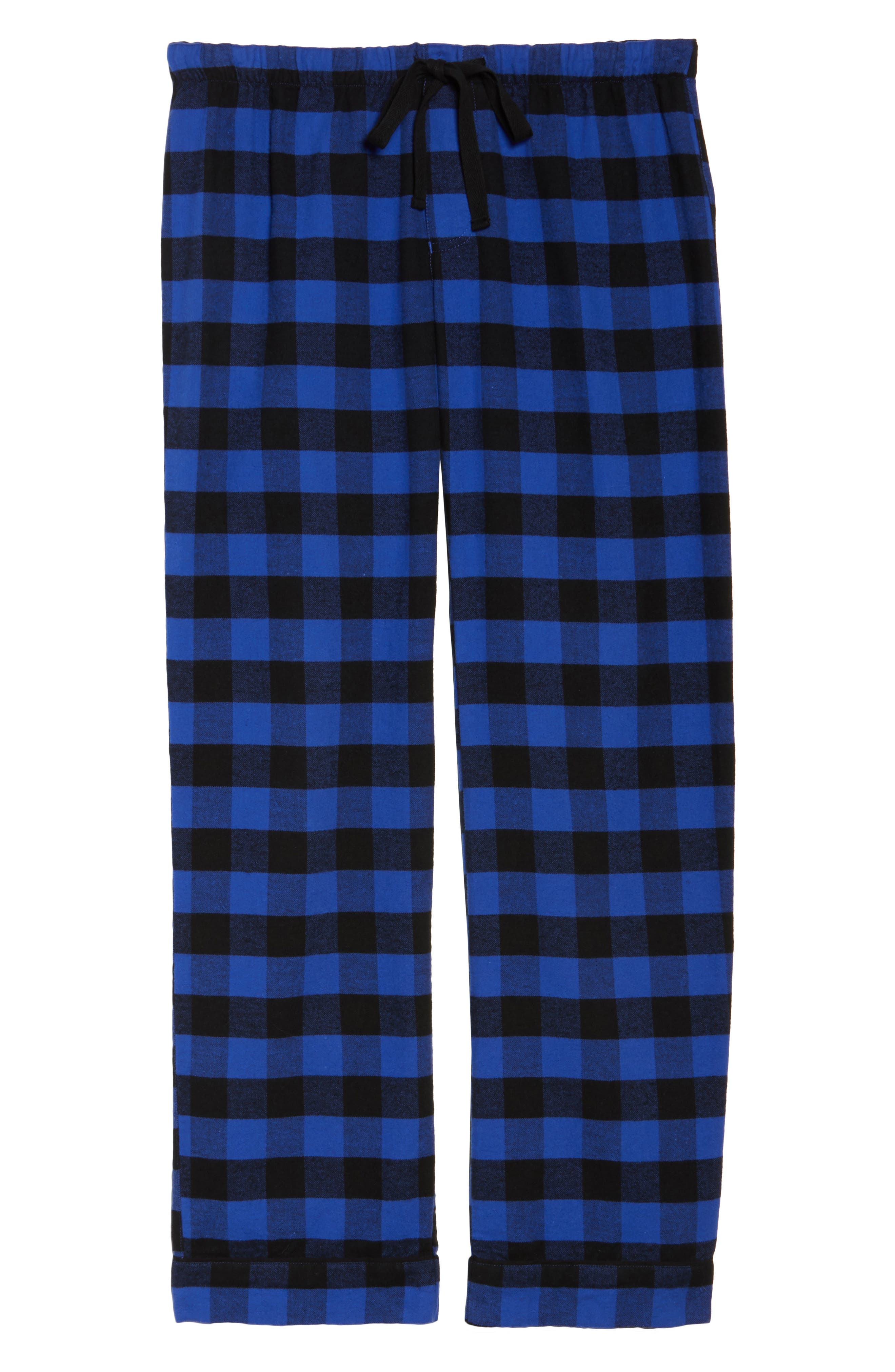 Pajama Pants,                             Alternate thumbnail 7, color,                             Royal