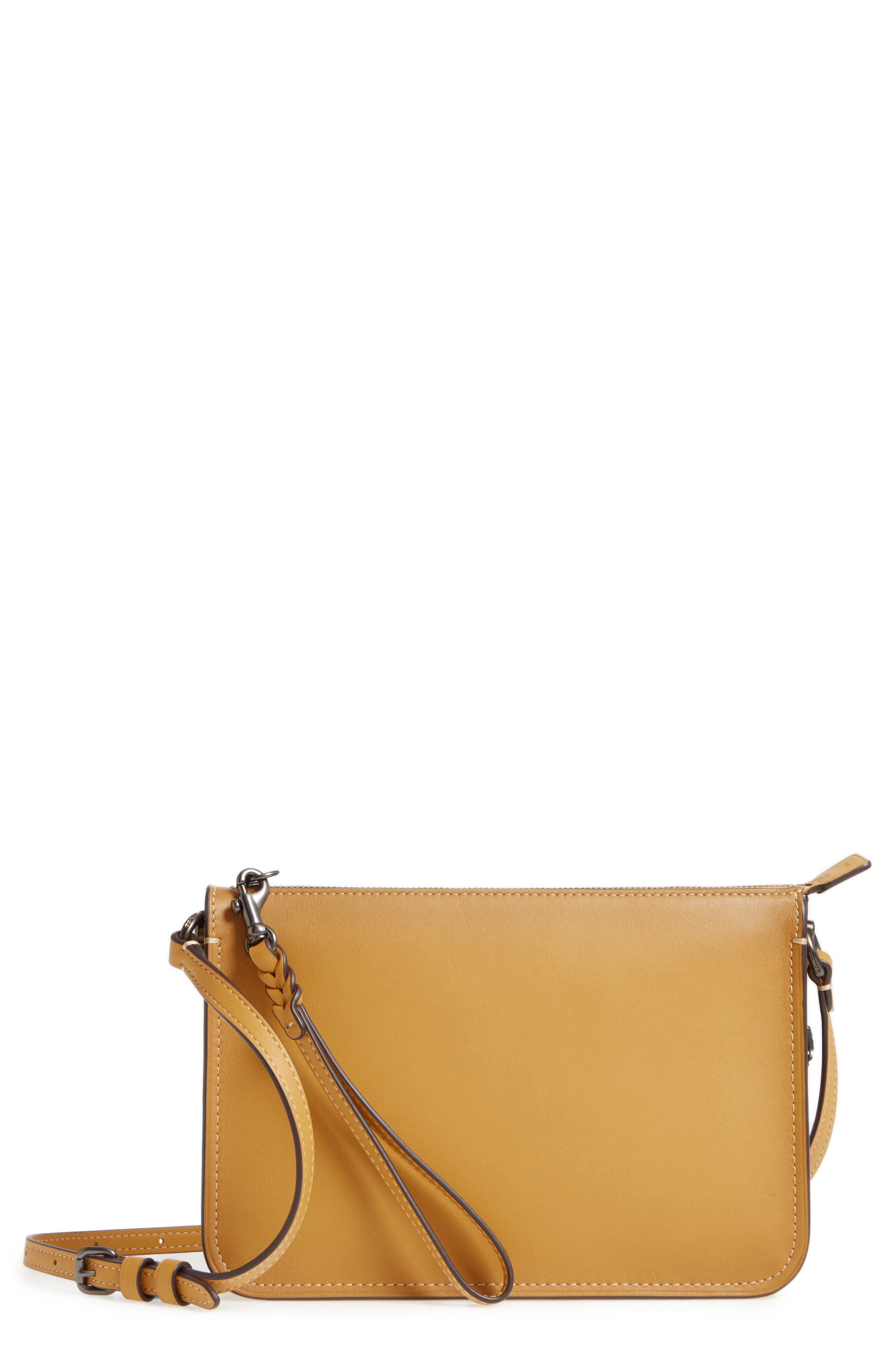 COACH 1941 Soho Leather Crossbody Bag