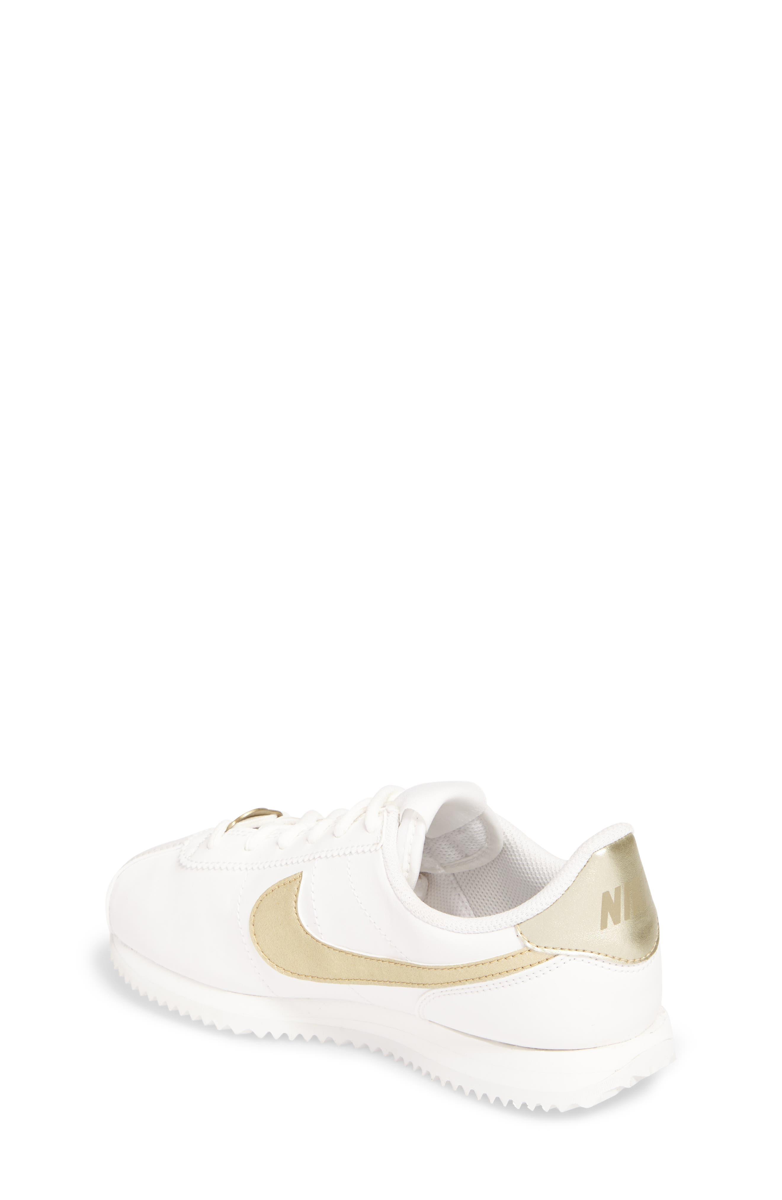 Alternate Image 2  - Nike Cortez Basic SL Sneaker (Toddler, Little Kid & Big Kid)