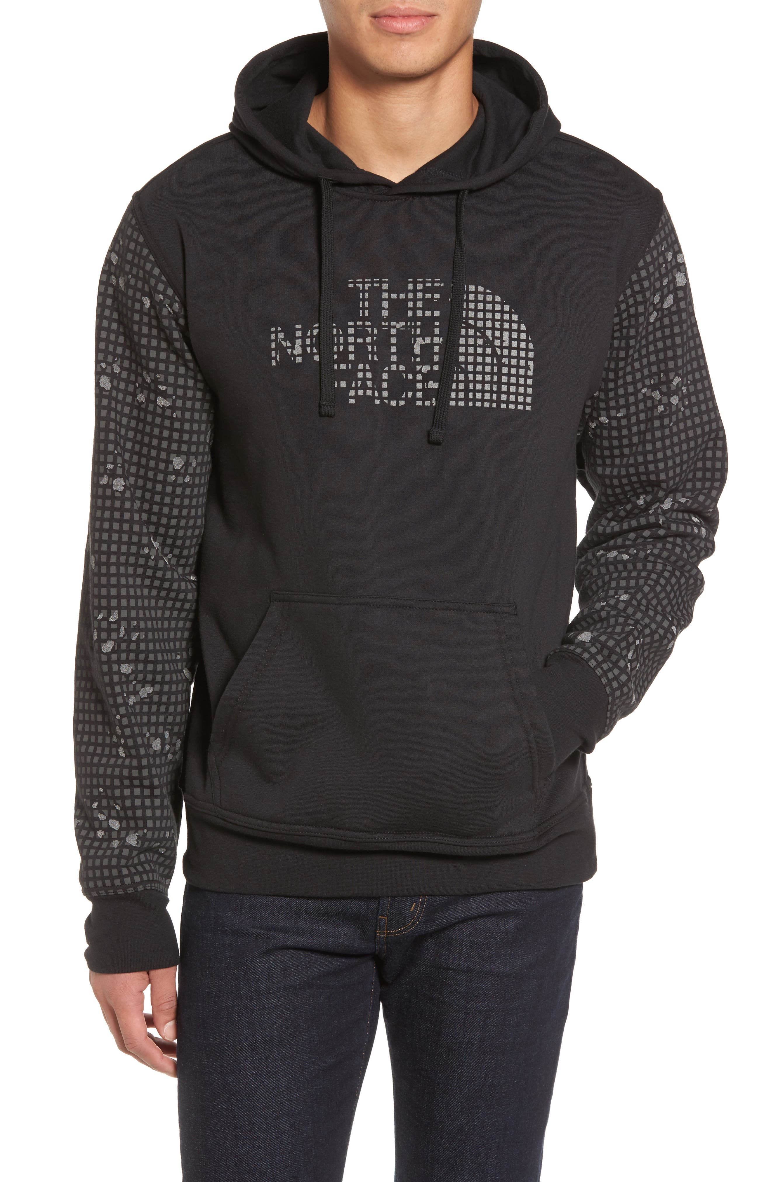 The North Face Reflective Half Dome Hoodie
