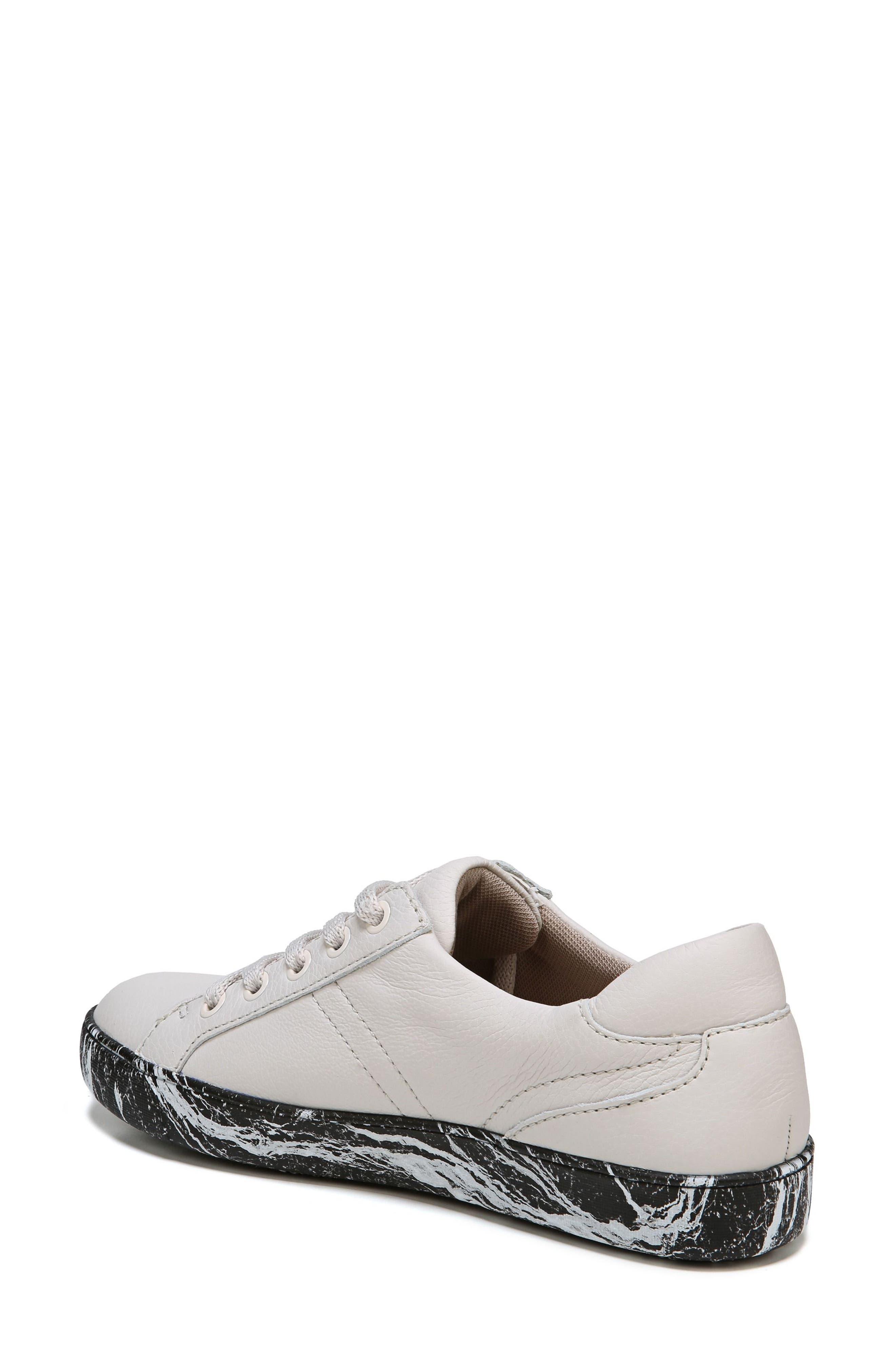 Morrison Sneaker,                             Alternate thumbnail 4, color,                             Beige Pebble Leather