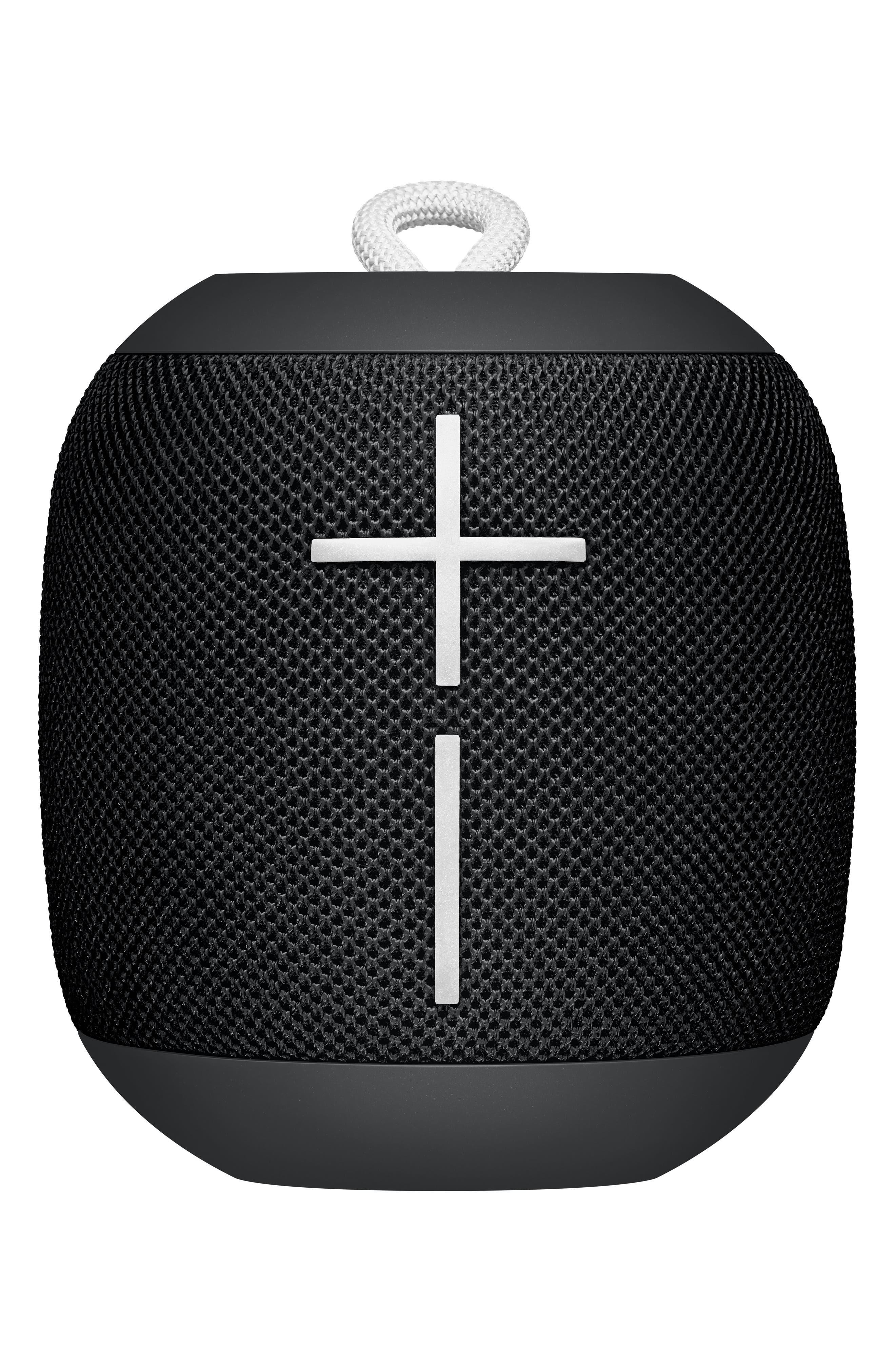 Ultimate Ears Wonderboom Portable Waterproof Bluetooth Speaker,                             Alternate thumbnail 2, color,                             Phantom Black