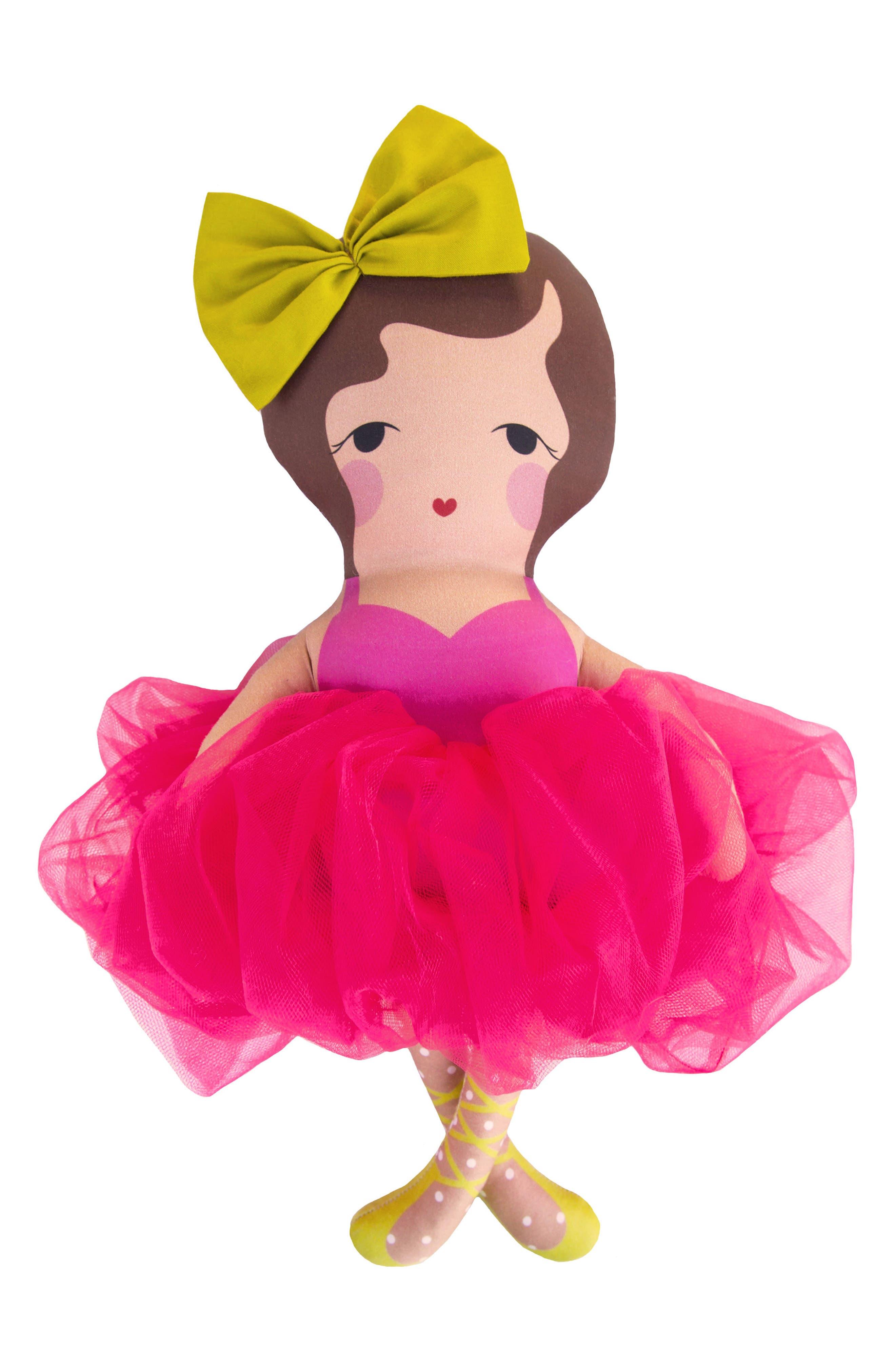 Candy Kirby Designs Aurelie Ballerina Doll