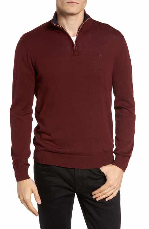 Men's Half-Zip Pullovers & Zip-Up Sweaters & Fleece | Nordstrom