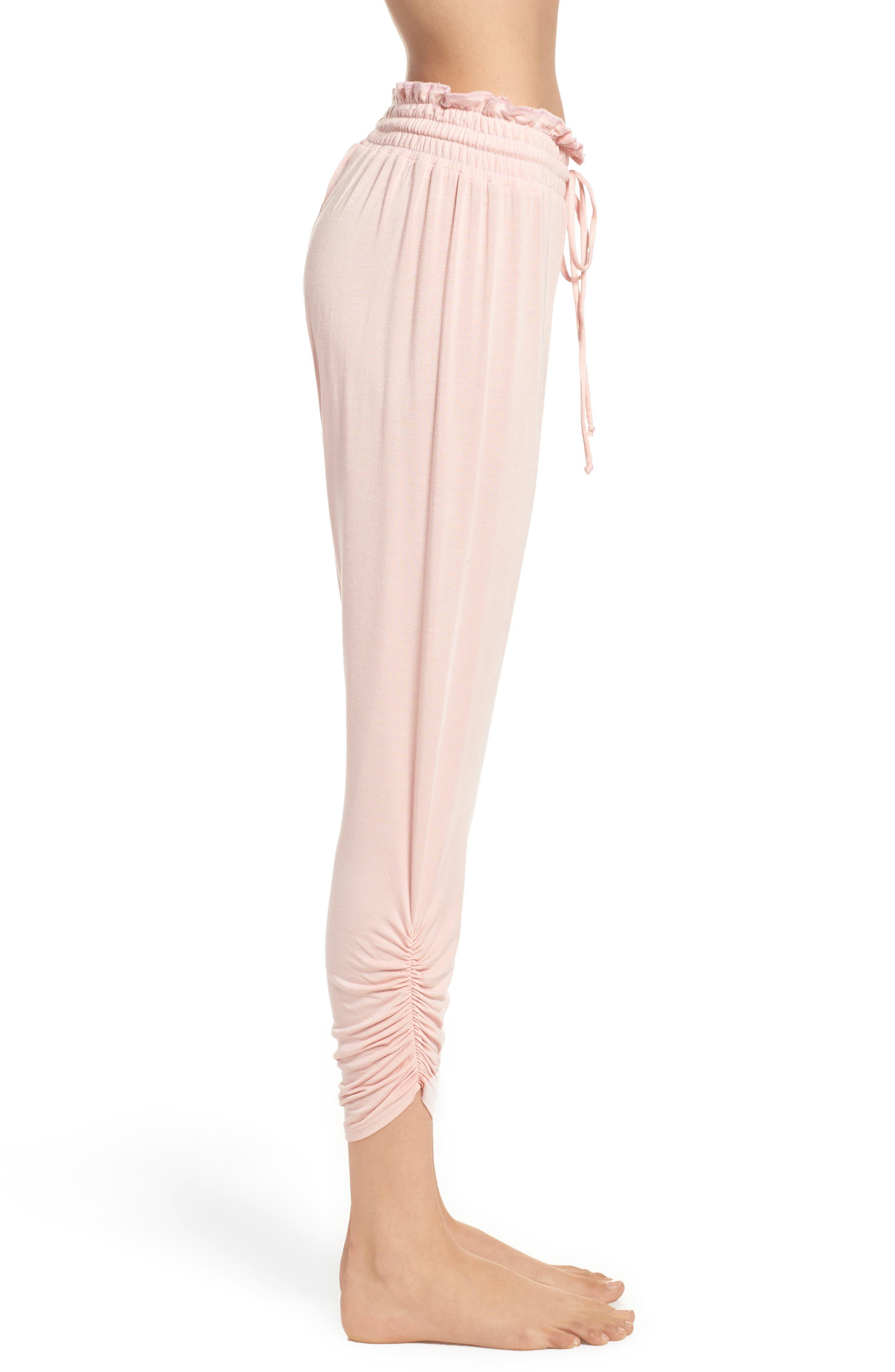 Bella Pants,                             Alternate thumbnail 3, color,                             Dream Pink
