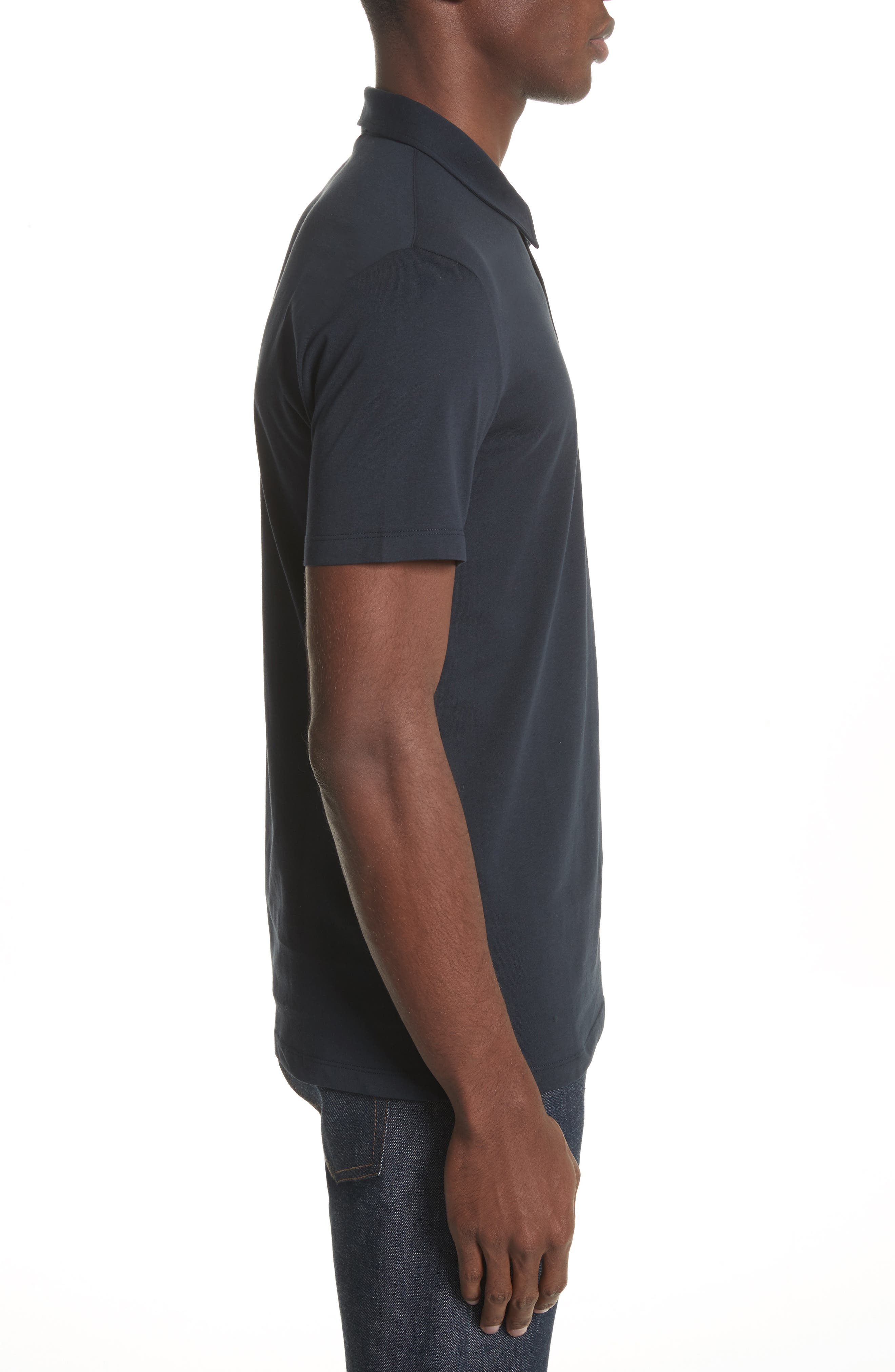 Alternate Image 3  - Versace Collection Trim Fit Polo