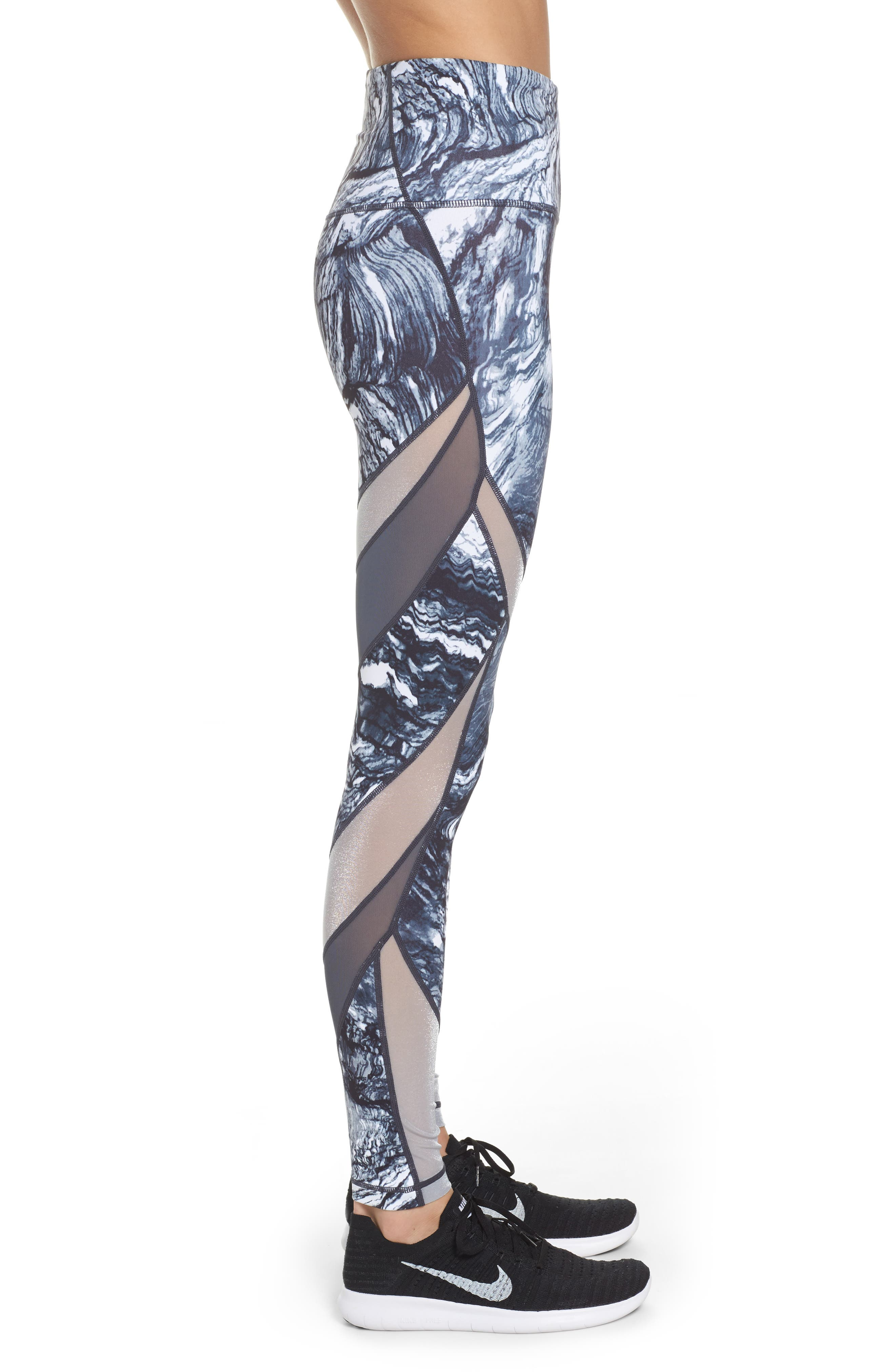 Alternate Image 3  - Zella Define High Waist Leggings