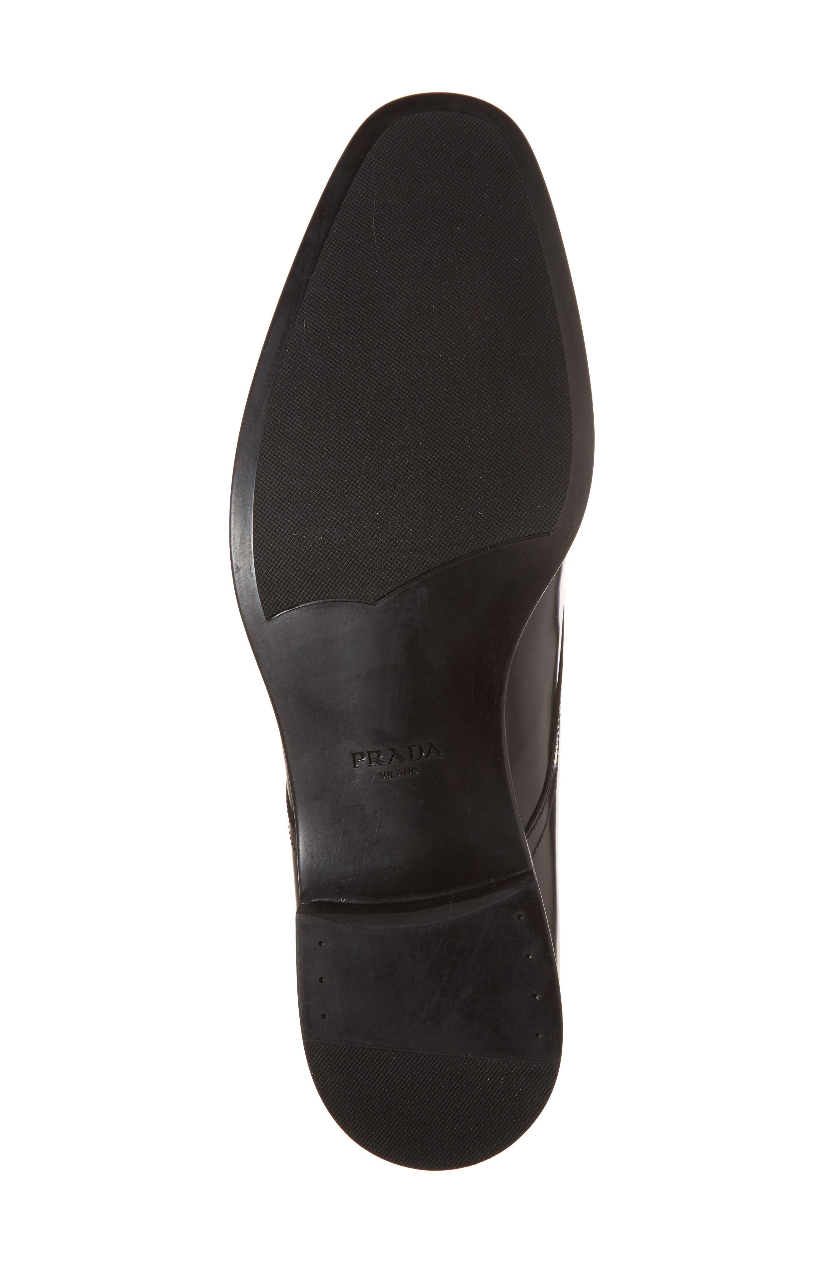 Alternate Image 6  - Prada Cap Toe Derby (Men)