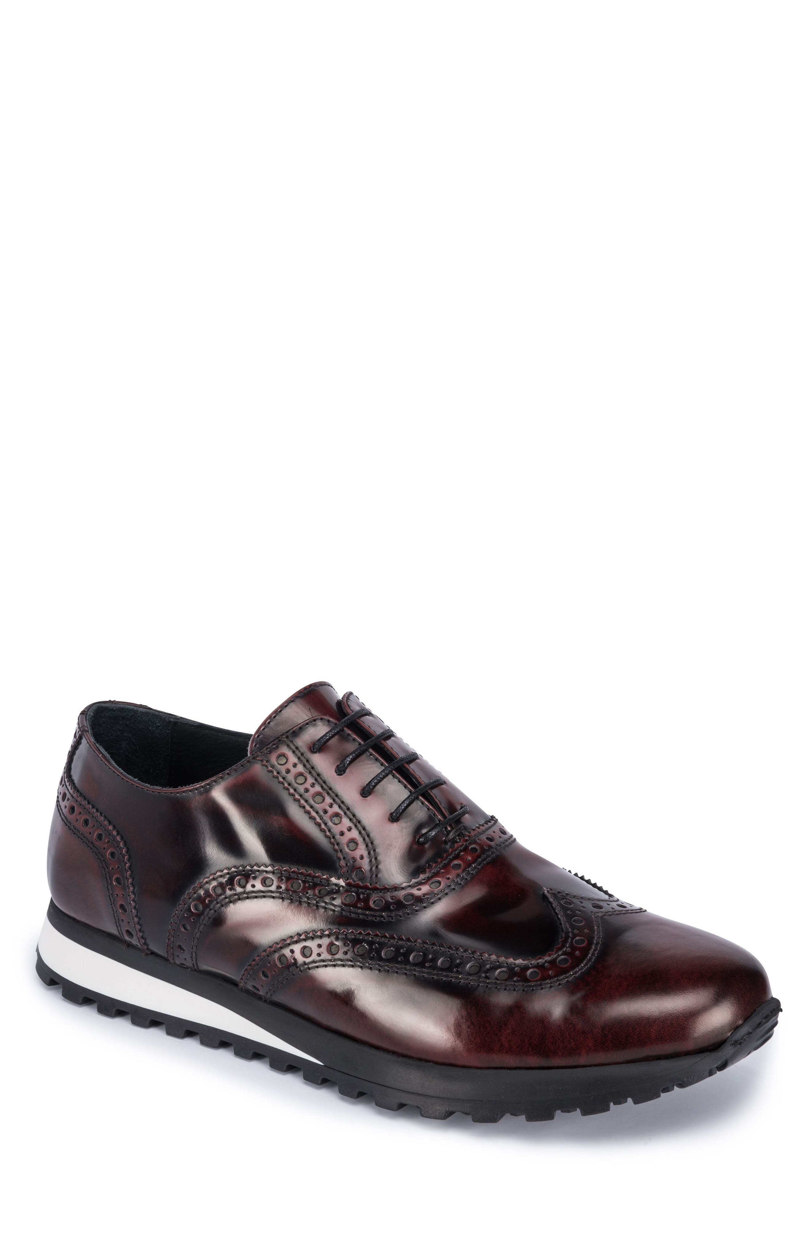 Bugatchi Miami Wingtip (Men)