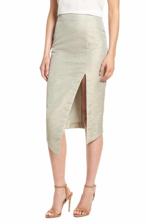 Elliatt Valencia Midi Skirt