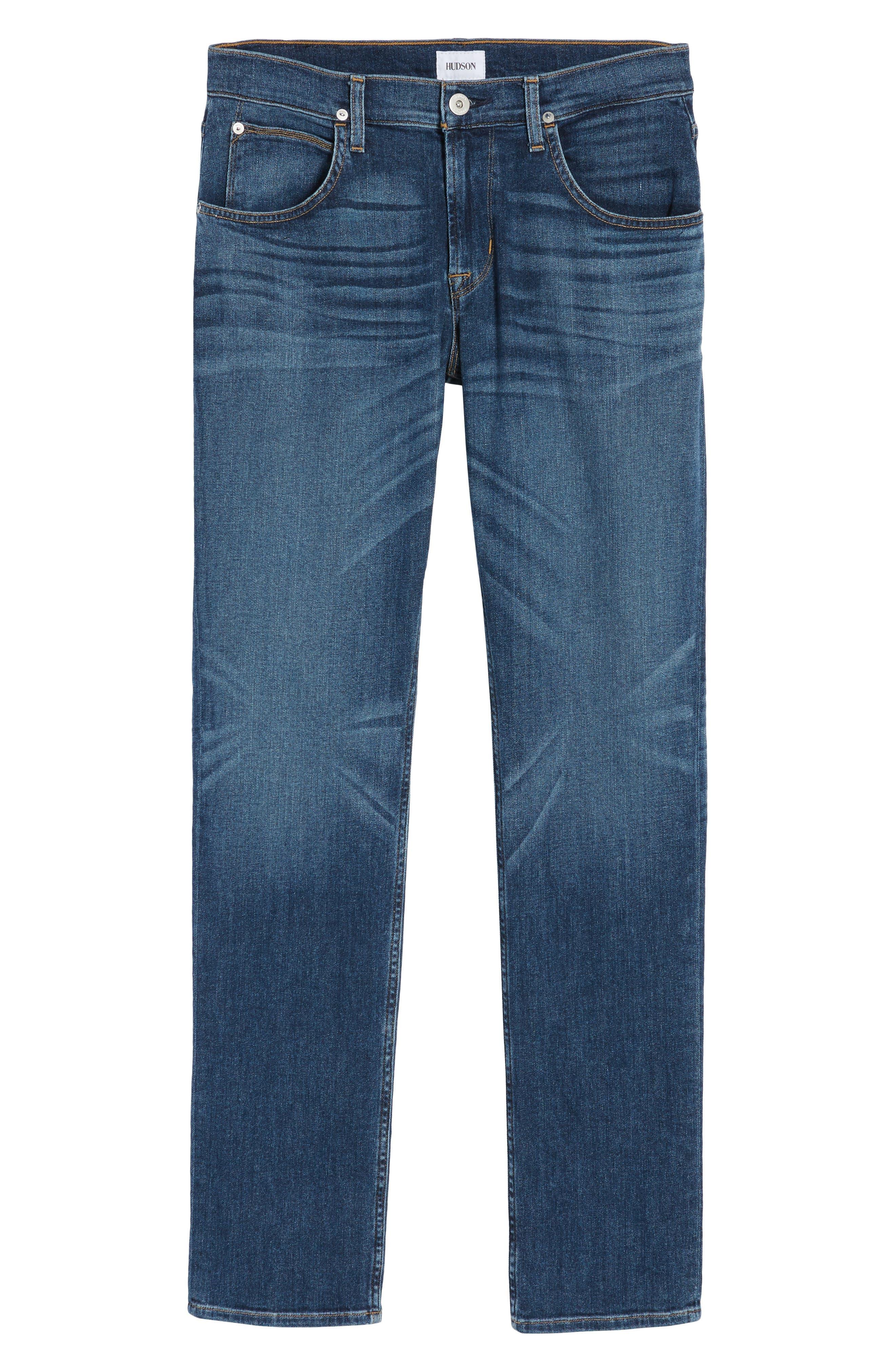 Blake Slim Fit Jeans,                             Alternate thumbnail 6, color,                             Calloway