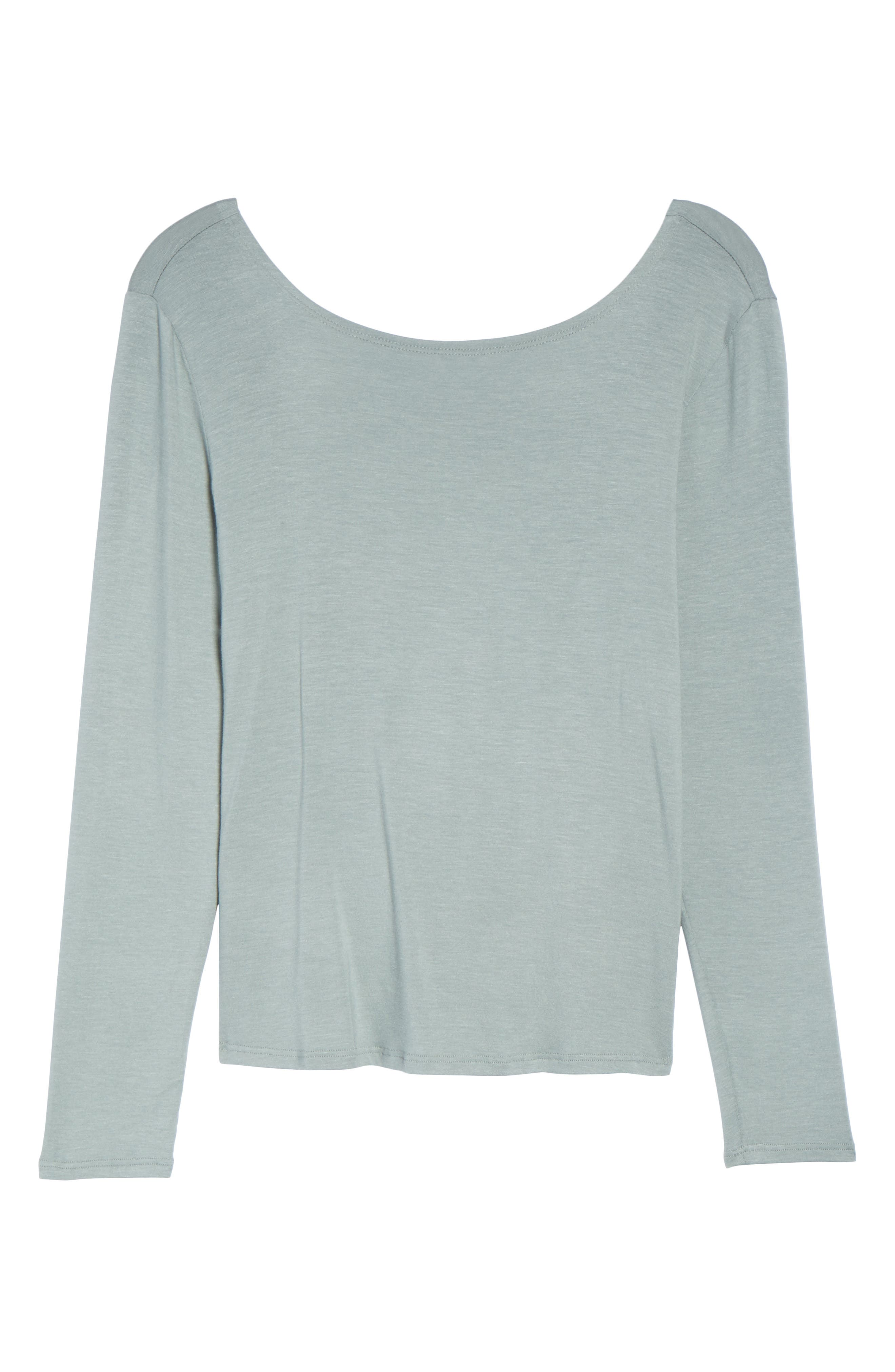 Alternate Image 6  - Beyond Yoga Twist of Fate Pullover