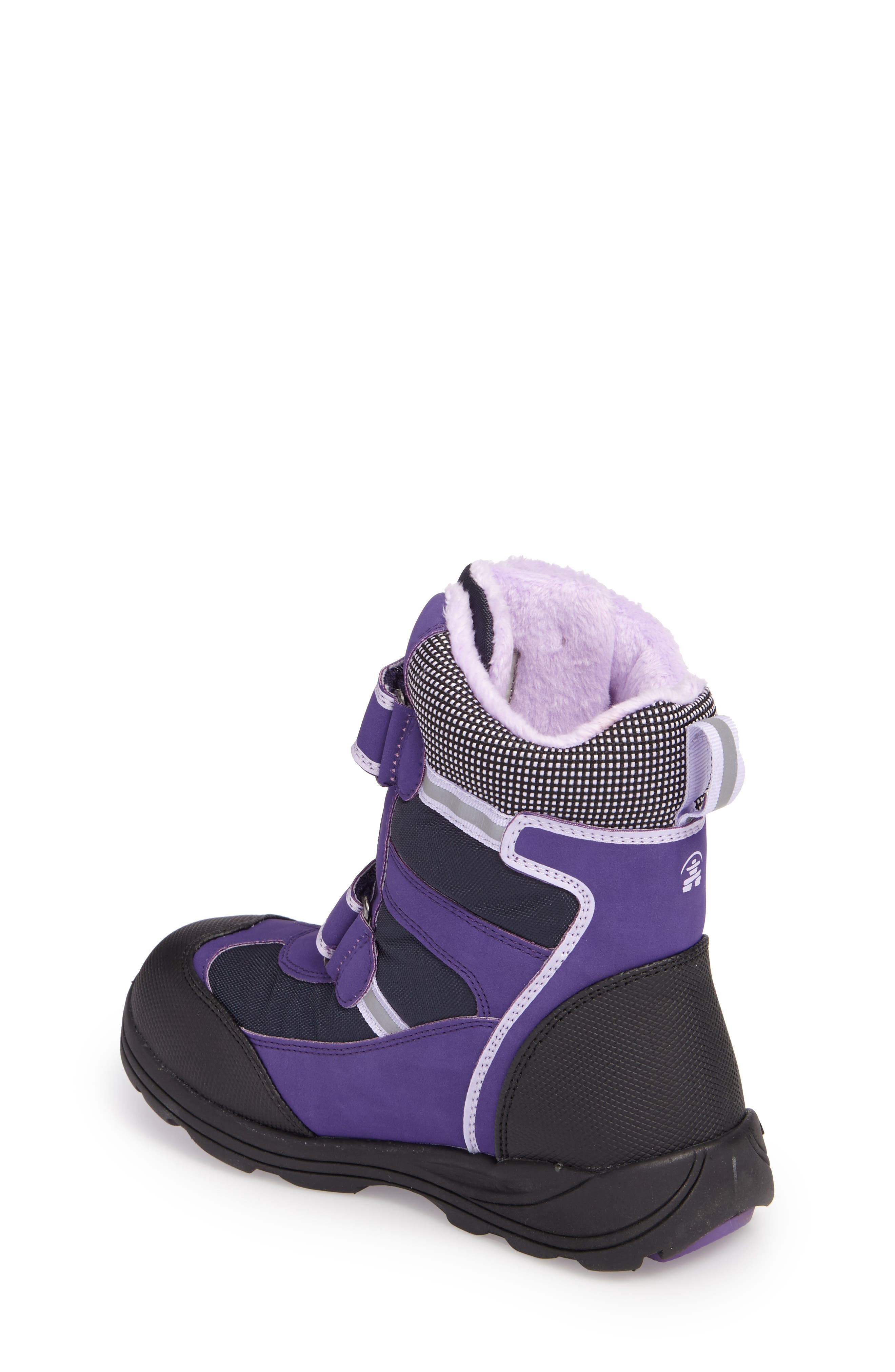 Alternate Image 2  - Kamik Slate Snow Boot (Toddler, Little Kid & Big Kid)