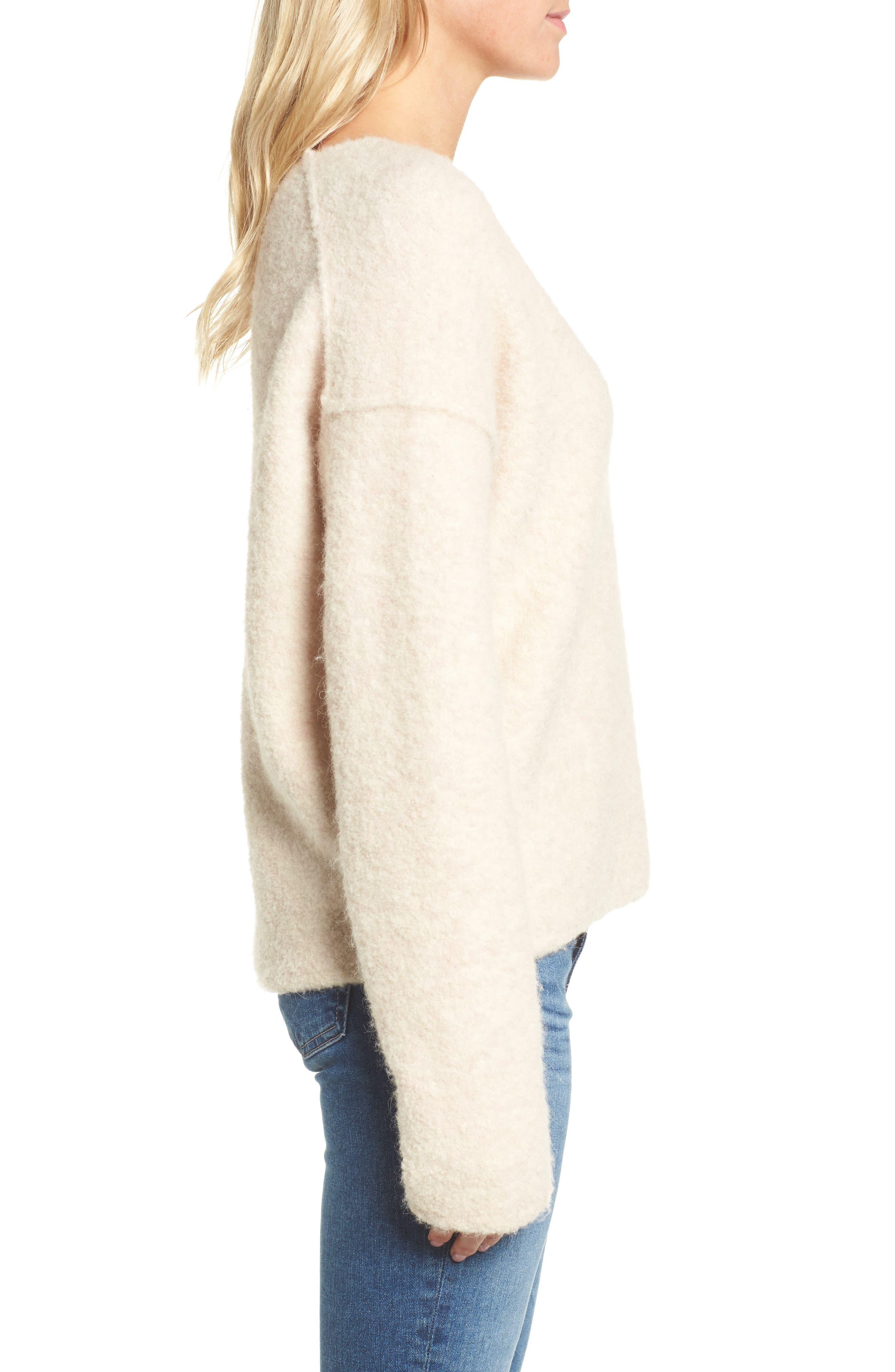 Alternate Image 3  - AG Skye Sweater