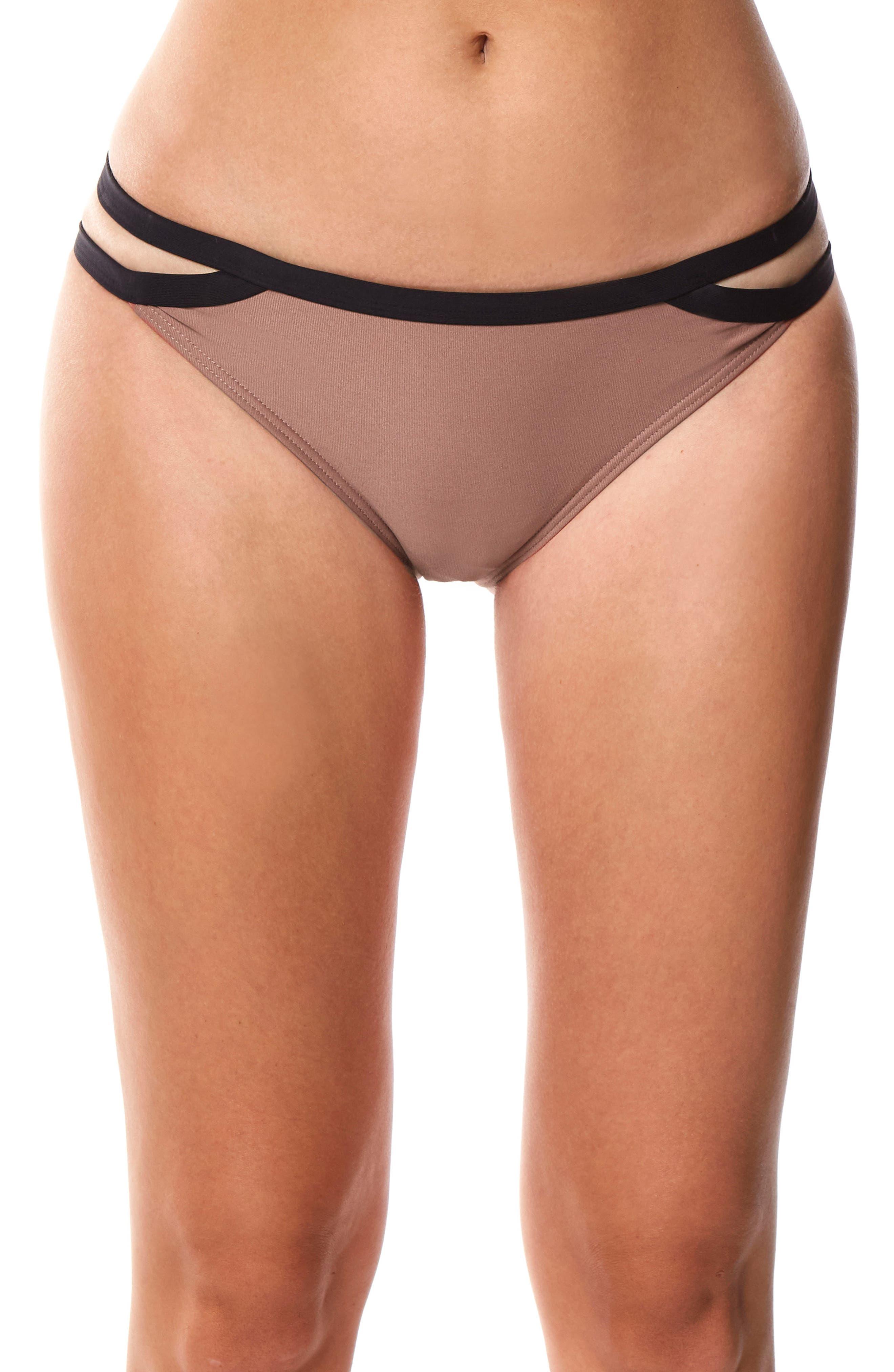 O'Neill Coastal Block Bikini Bottoms
