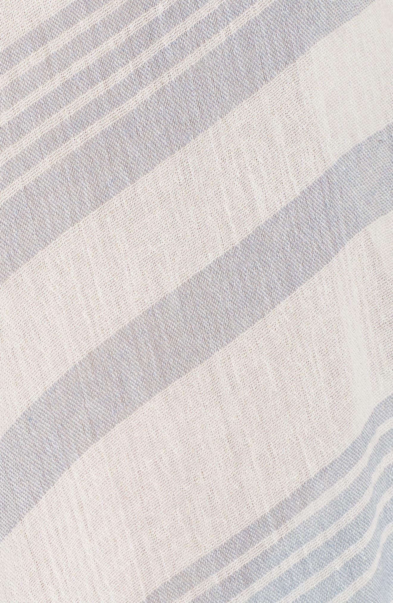 Alternate Image 5  - Elan V-Back Cover-Up Maxi Dress