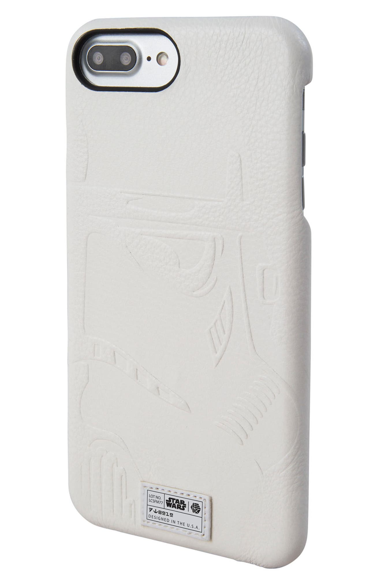 Stormtrooper iPhone 6/6s/7/8 Plus Case,                         Main,                         color, White
