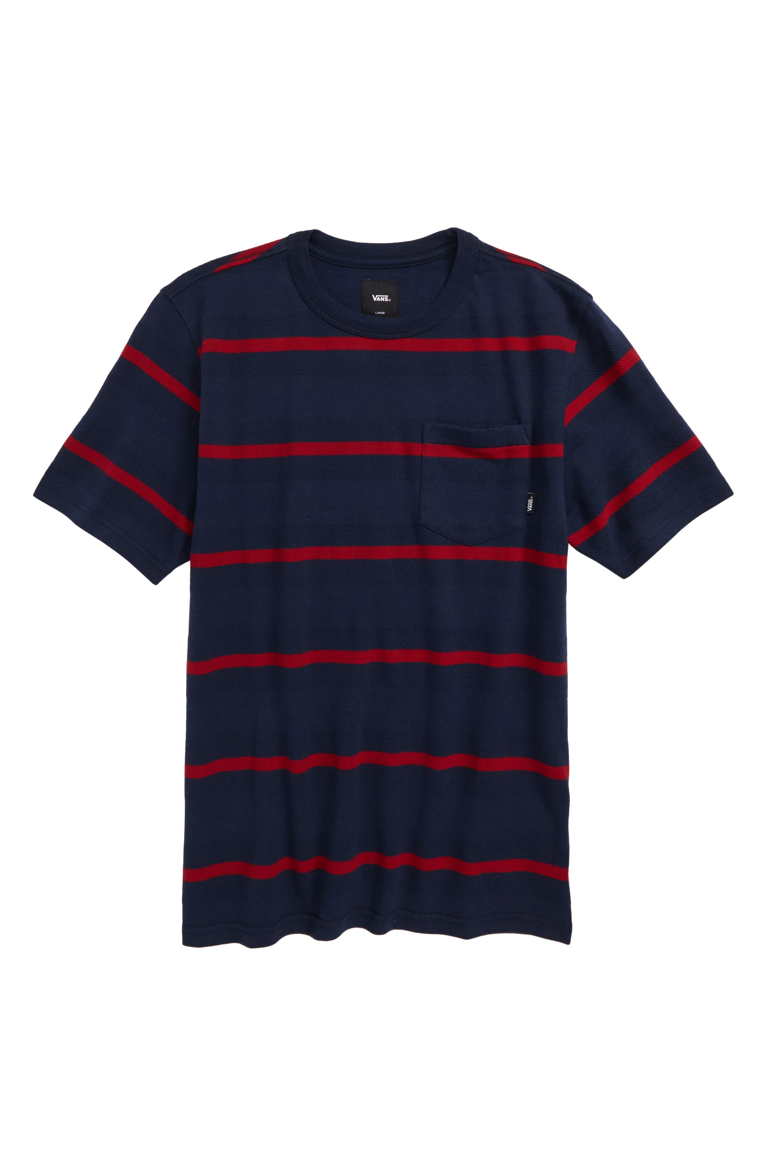Vans Chadron T-Shirt (Big Boys)