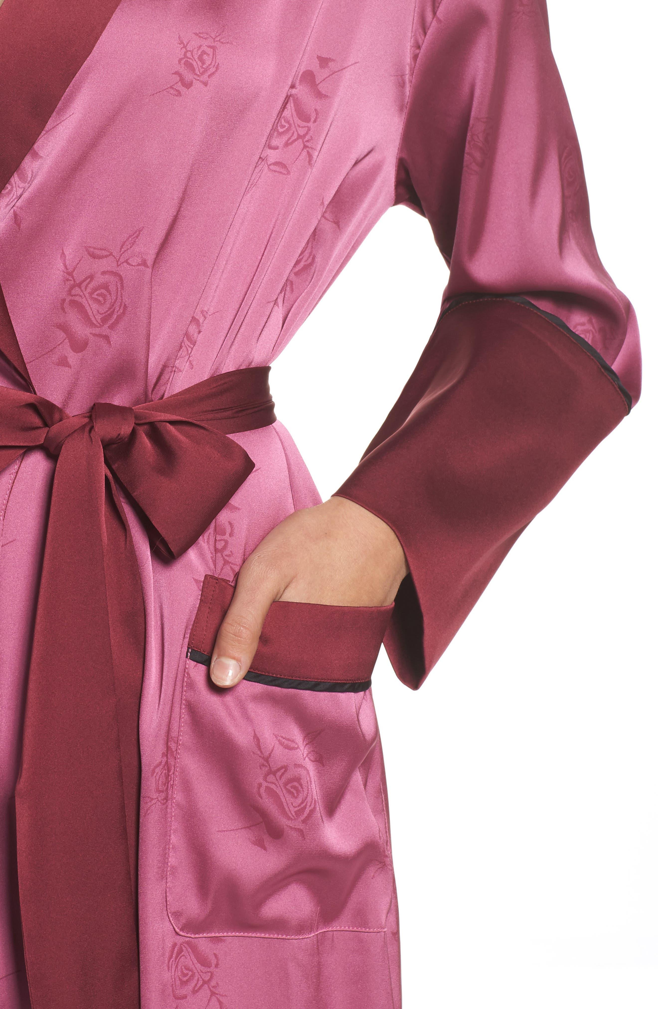 Alternate Image 5  - Bed to Brunch Robe