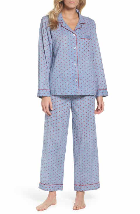 Loungerie Washed Cotton Pajamas