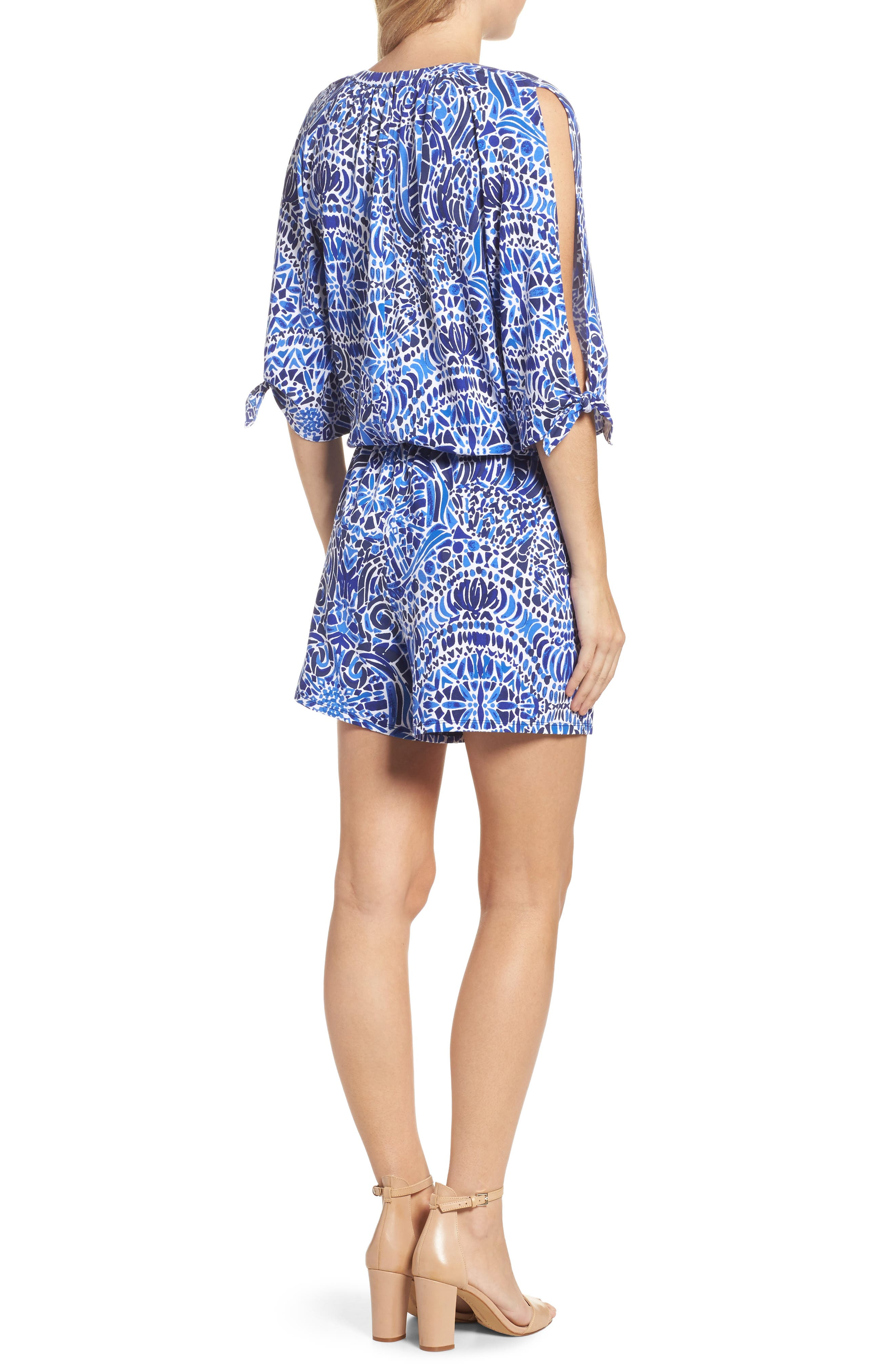 Alternate Image 2  - Lilly Pulitzer® Bryce Romper