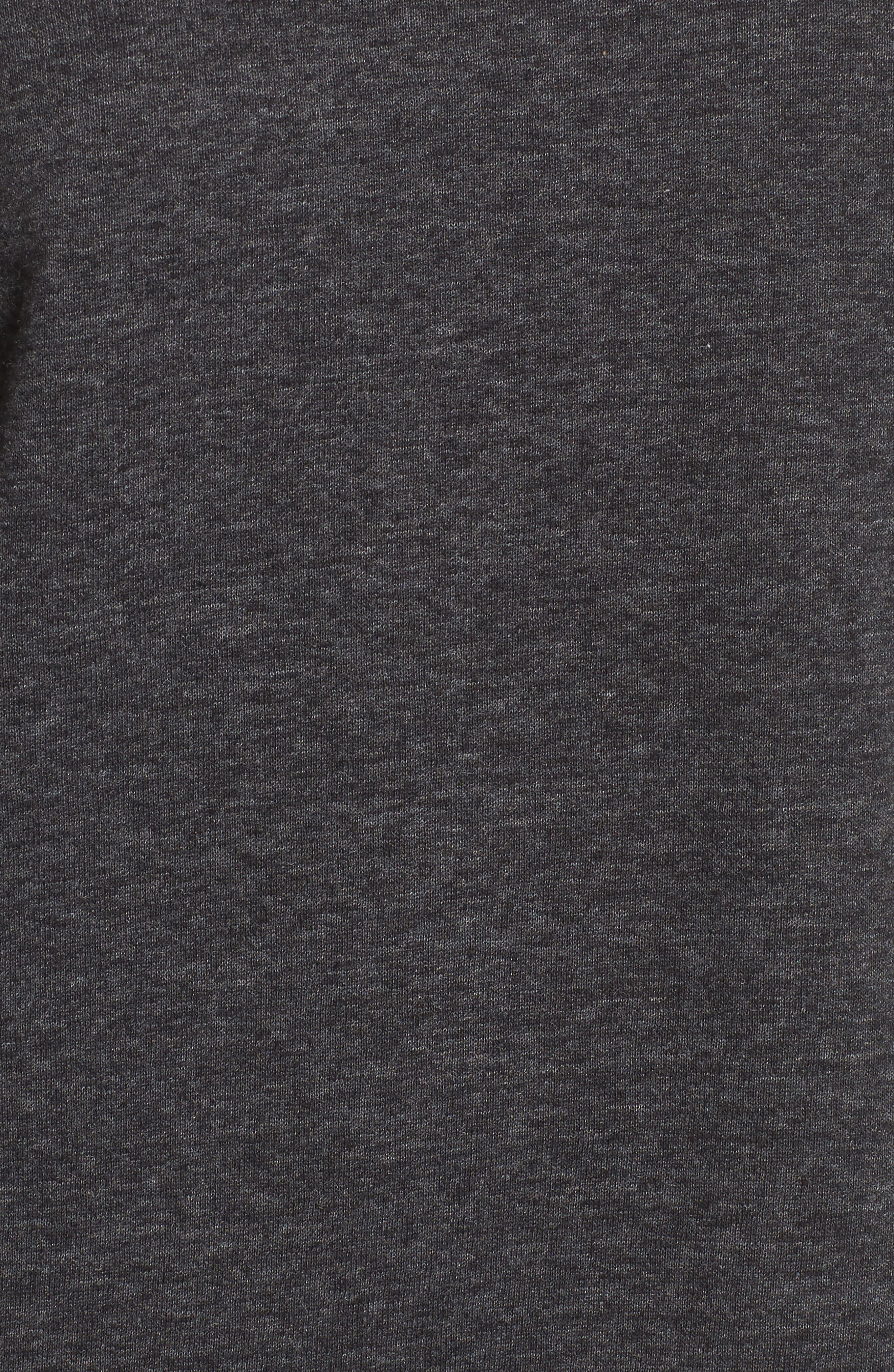 Alternate Image 5  - Sundry Less Monday More Sunday Sweatshirt