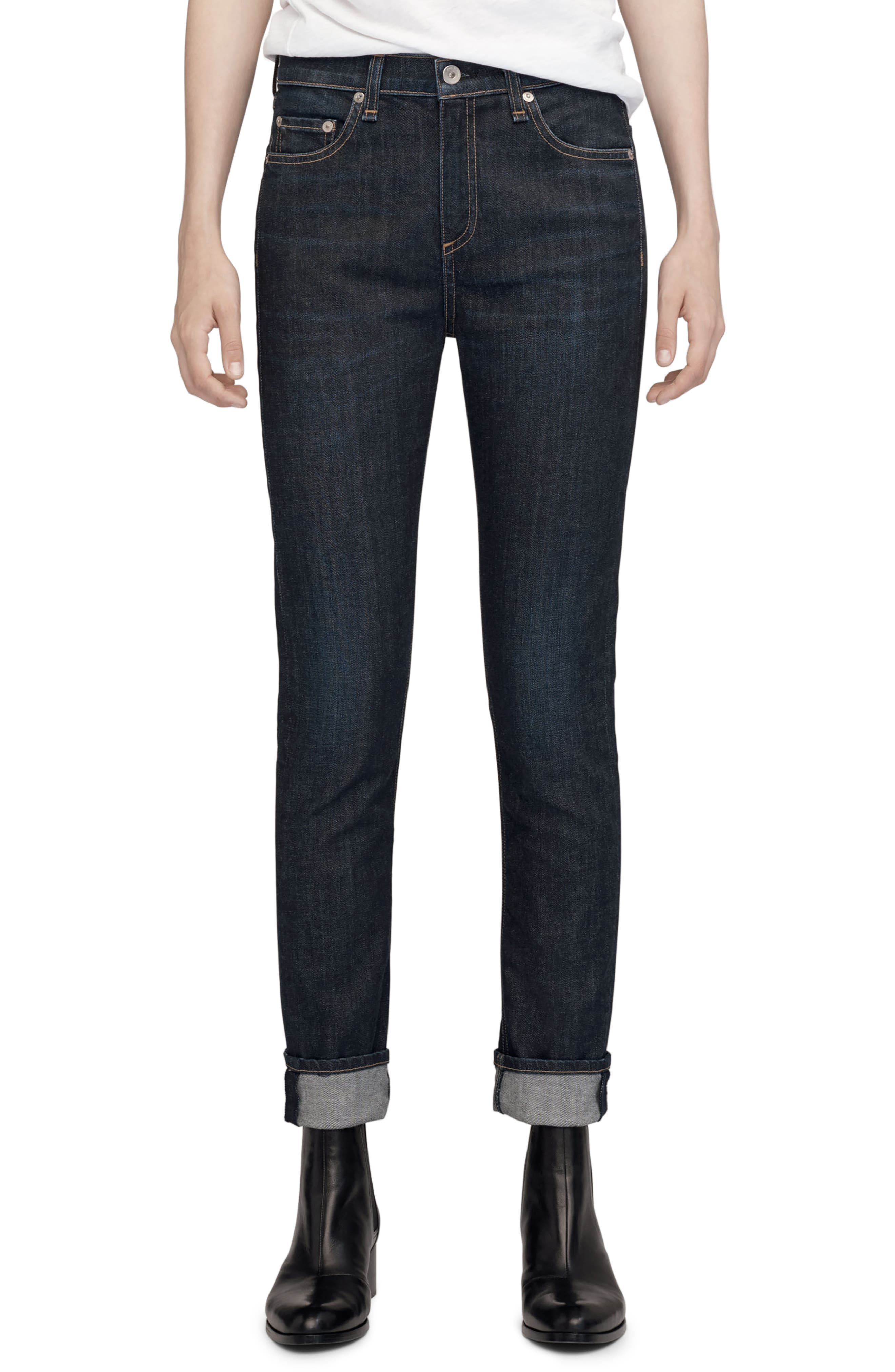 The Dre Slim Boyfriend Jeans,                         Main,                         color, Beverly